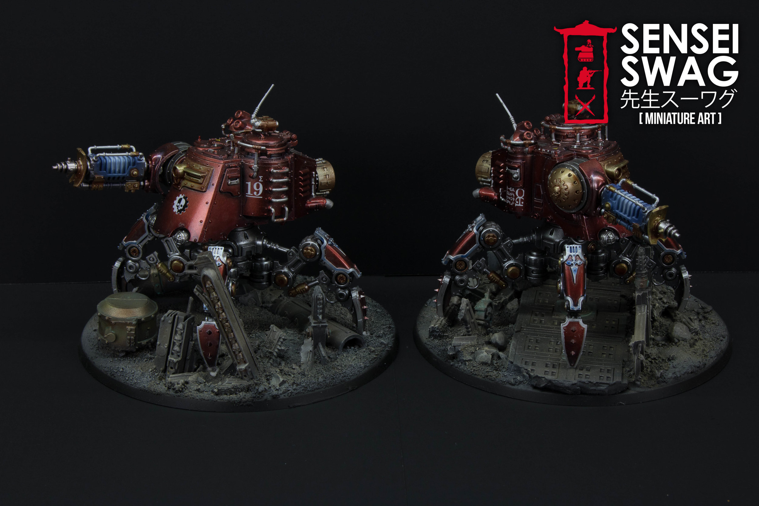 Adeptus Mechanicus War Convocation 40k Ad Mech Gloss Chrome Red-4.jpg