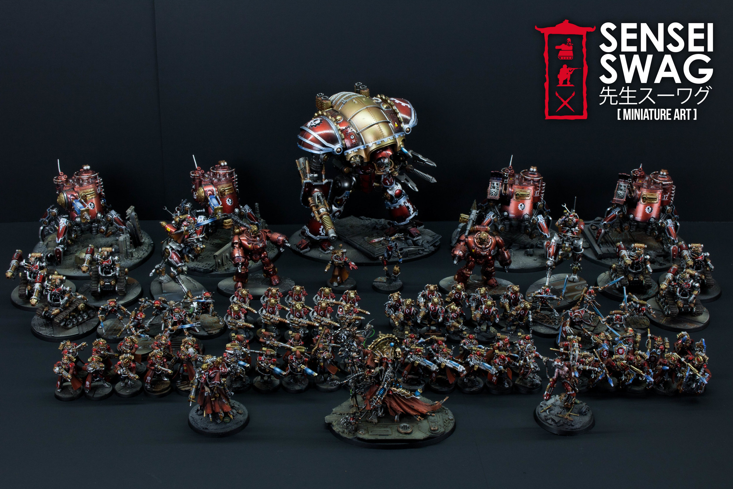 Adeptus Mechanicus War Convocation 40k Ad Mech Gloss Chrome Red-2.jpg