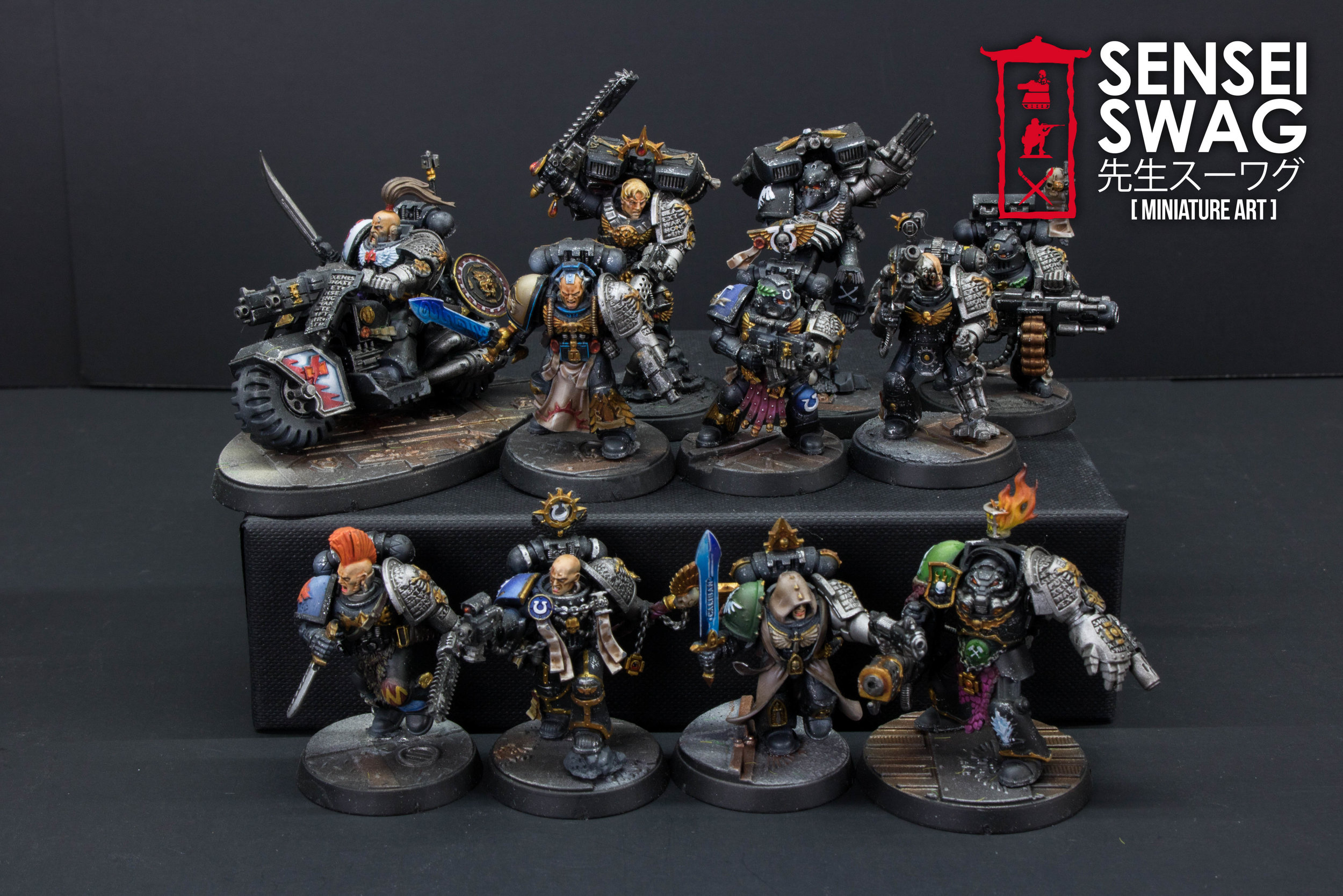 Agents of the Inquisition Inquisitor Retinue 40k (1 of 6).jpg