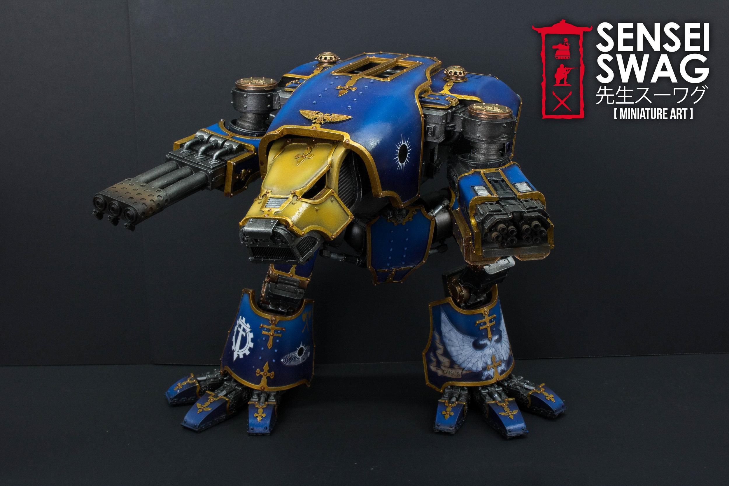 Legio Astorum Warhound Titan Imperial Knights 40k-2.jpg