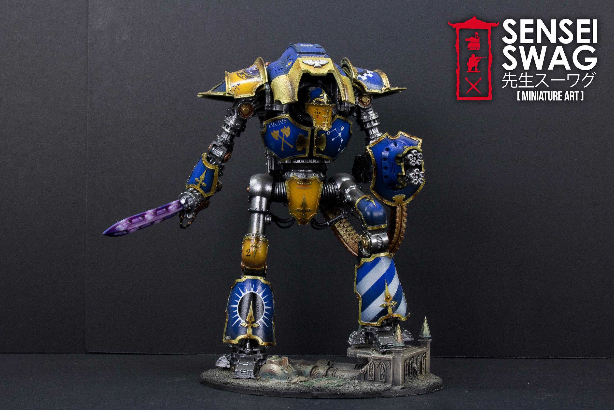Legio Astorum Warhound Titan Imperial Knights 40k-7.jpg