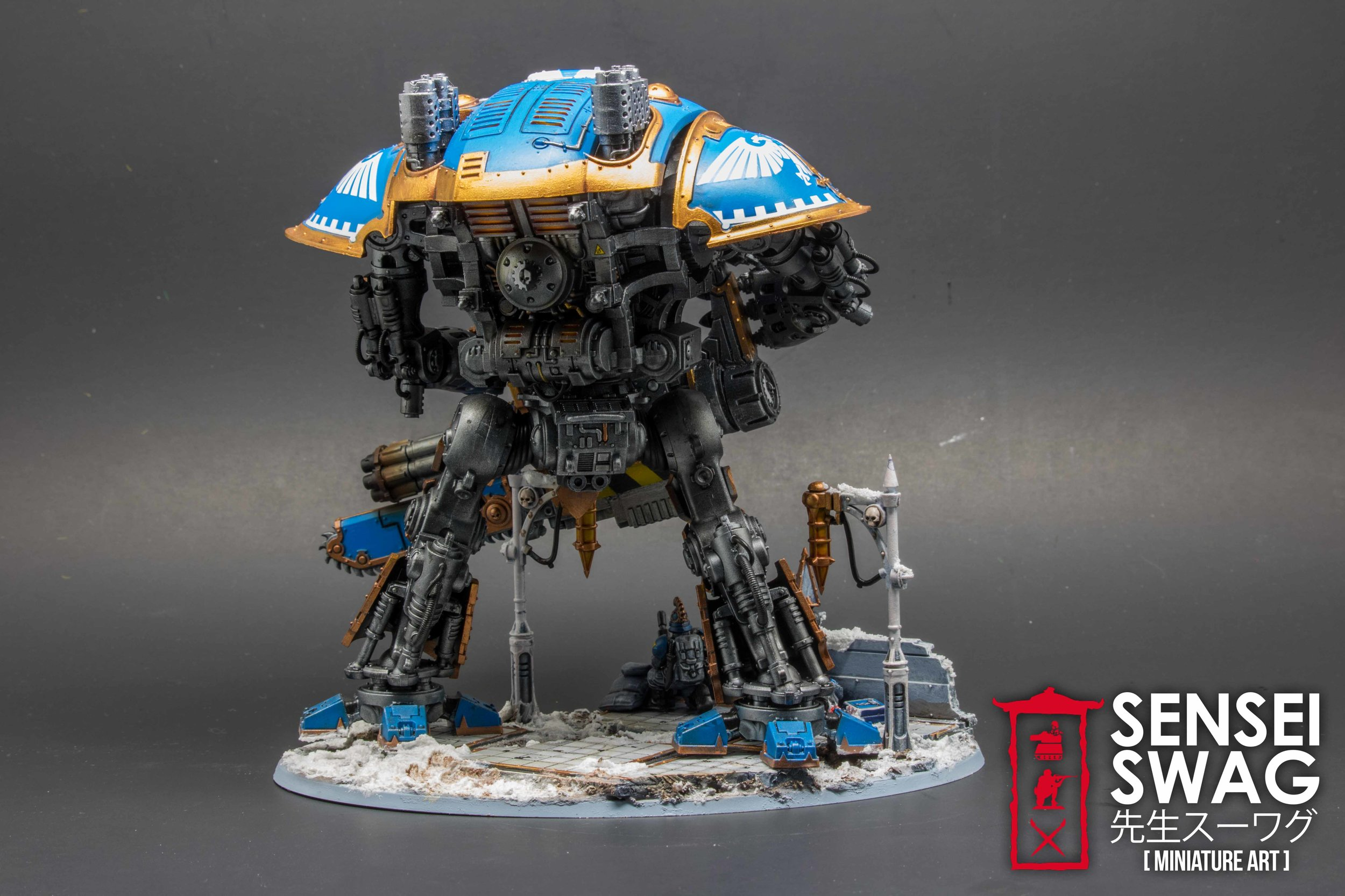 Imperial Knight Freeblade Warhammer 40k Conversion (2 of 2).jpg