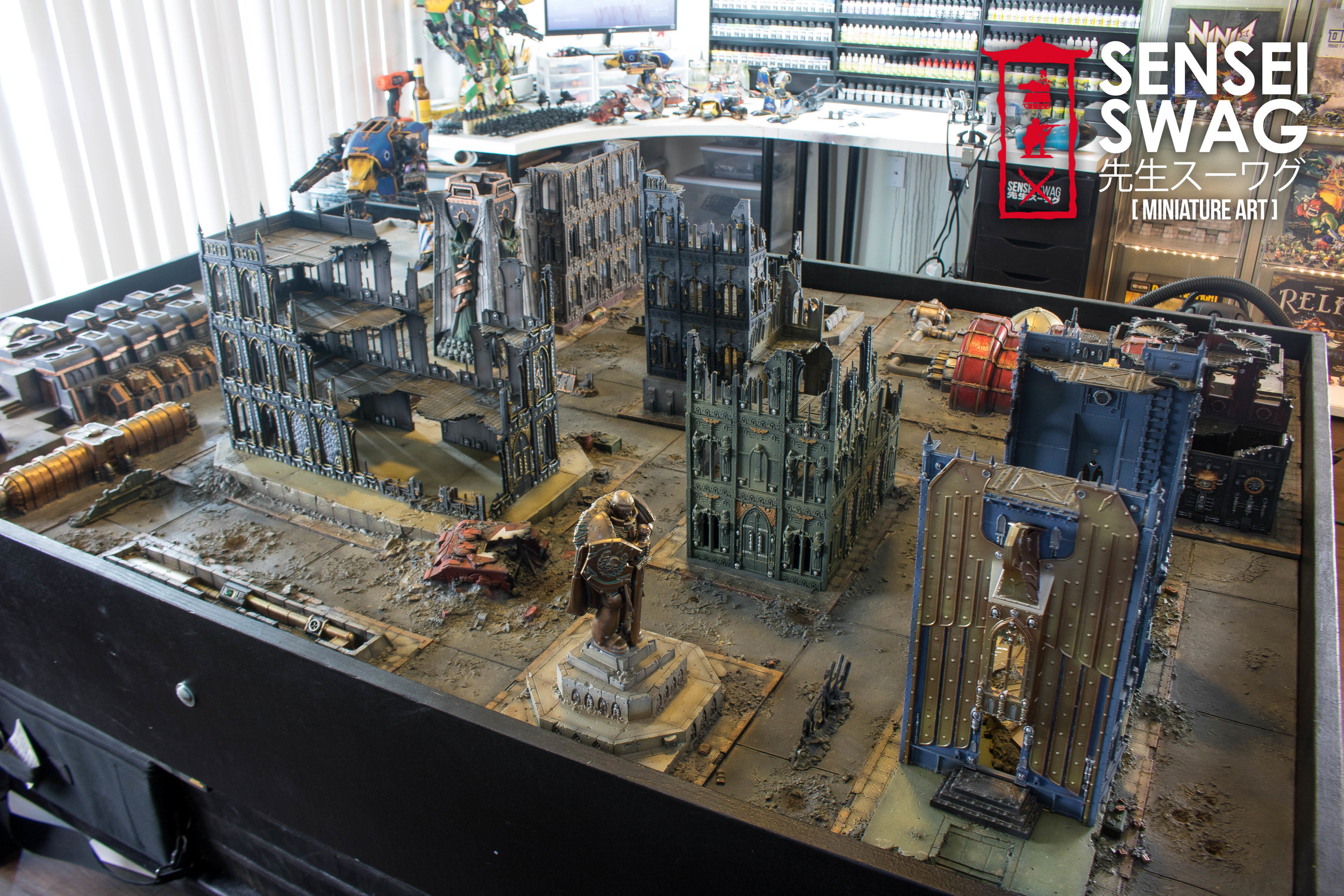 Warhammer 40k Cityfight Apocalypse Industrial Imperial Sector Forgeworld Gametable-1.jpg