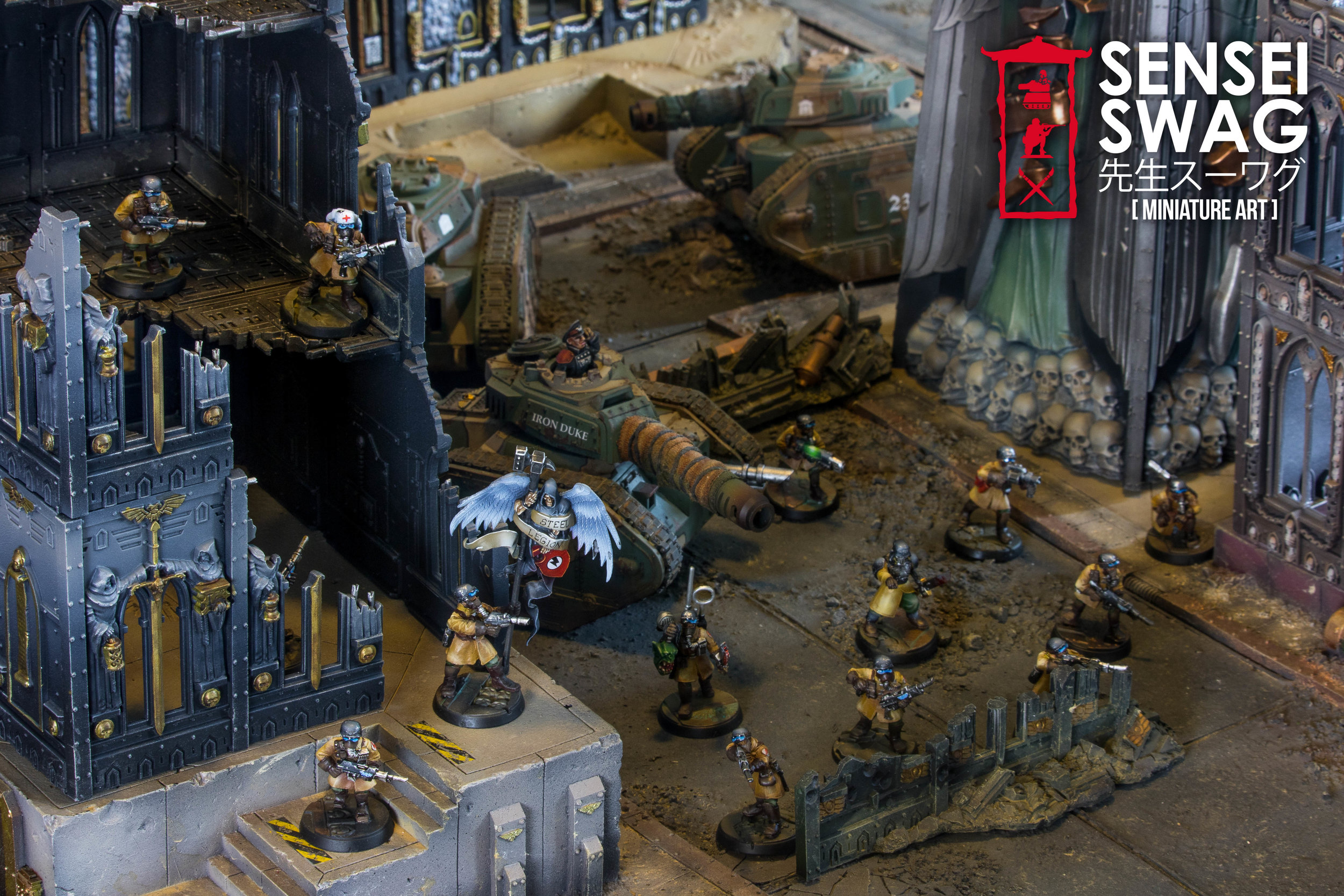 Warhammer 40k Cityfight Apocalypse Industrial Imperial Sector Forgeworld Gametable-4.jpg