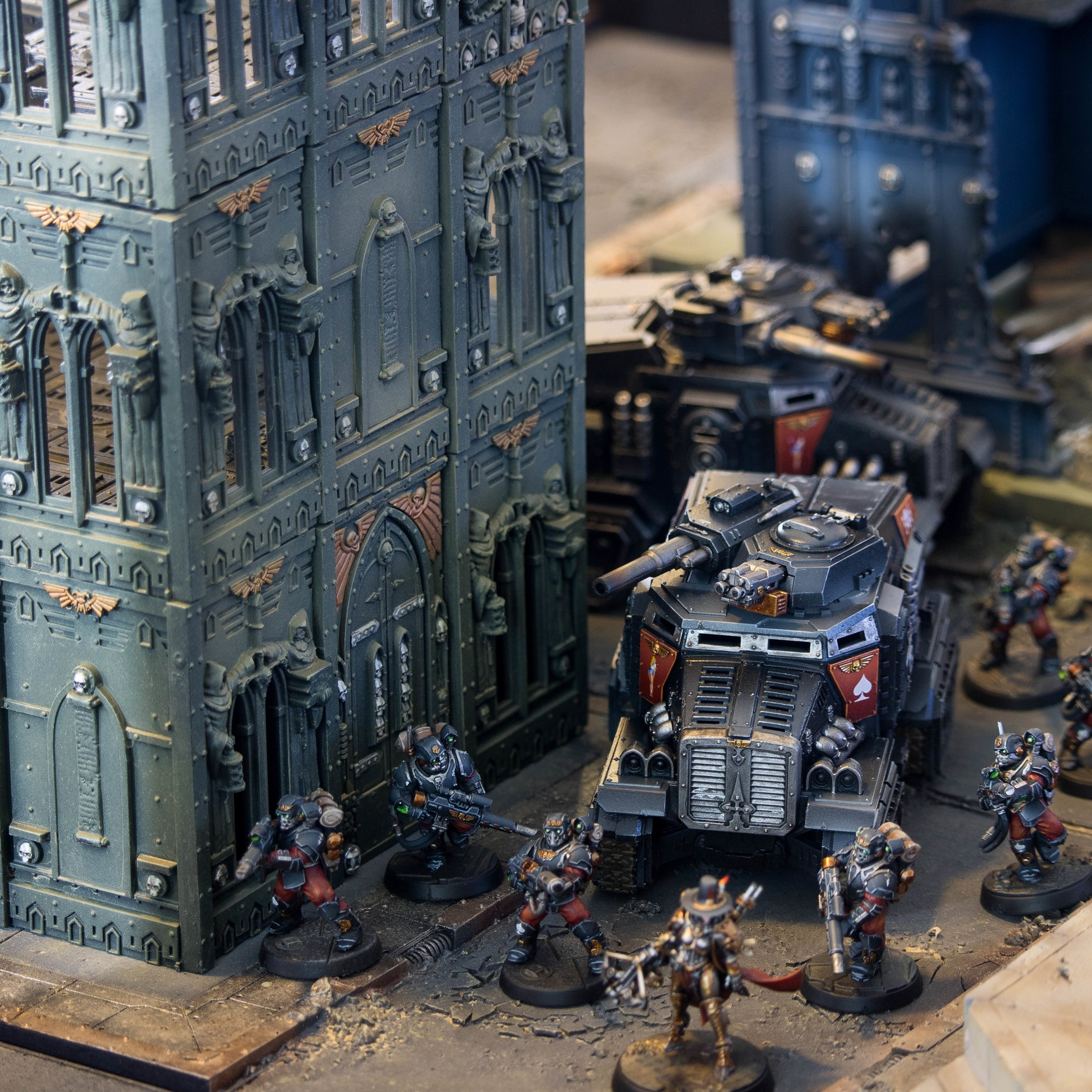 SECTOR IMPERIALIS TABLE