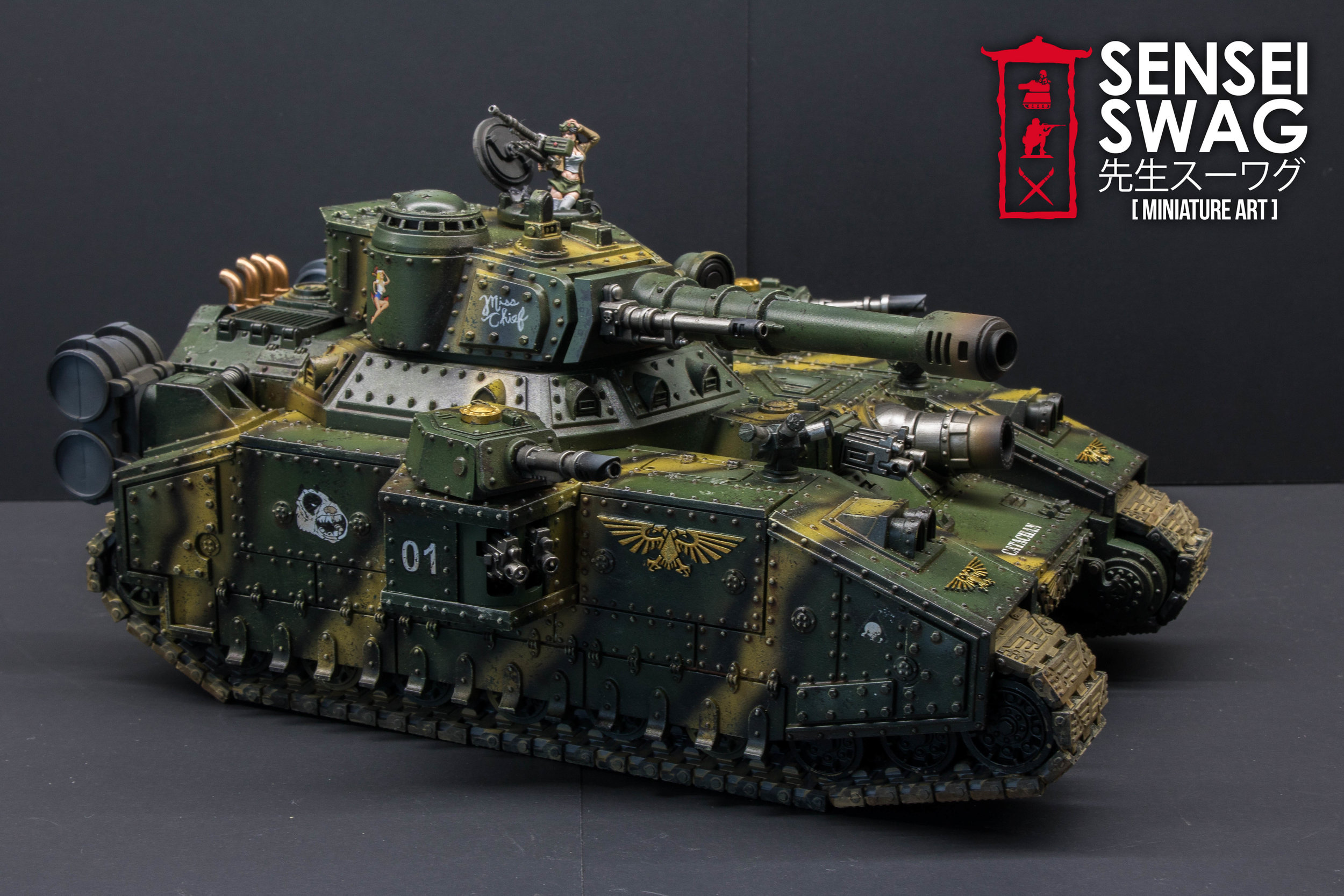 Catachan Jungle Fights Armored Baneblade Leman Russ Jungle Camo Imperial Guard-2.jpg