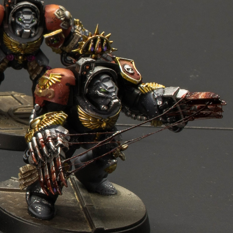 BLOOD ANGELS DEATH CO