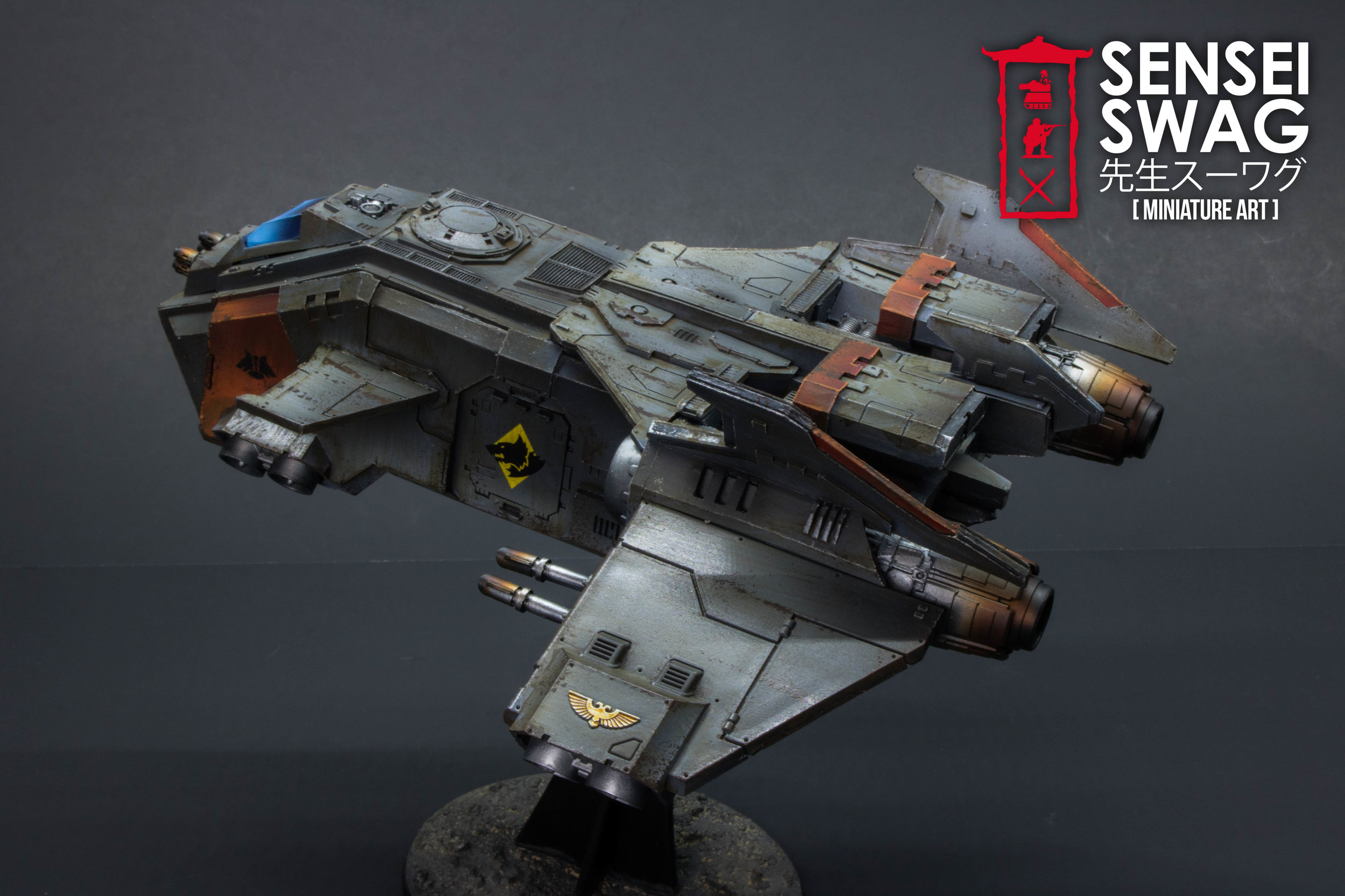 Space Wolves Legion HOrus Heresy 30k Storm Eagle Fire Raptor Land Raider Phobos -6.jpg