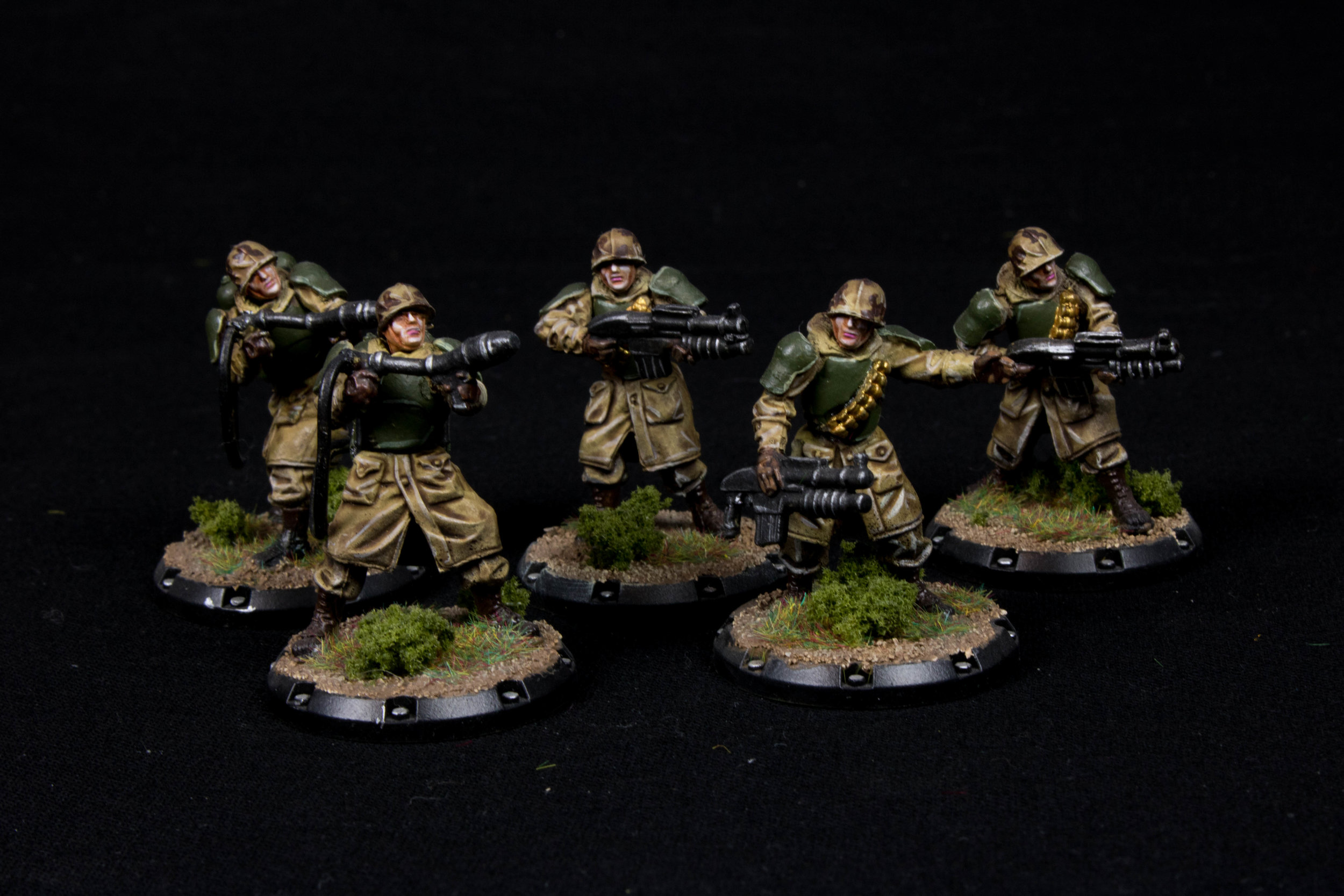 Dust Tactics WWII Warfare Germans Americans Axis Allies Bolt Action 28mm Alternate WWII-28.jpg