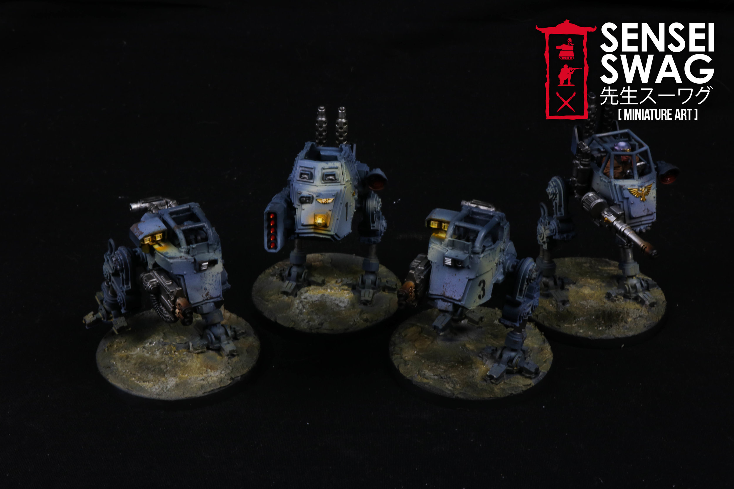 Imperial Guard Tempestus Scions Baneblade glowing lights 40k Tank-7.jpg