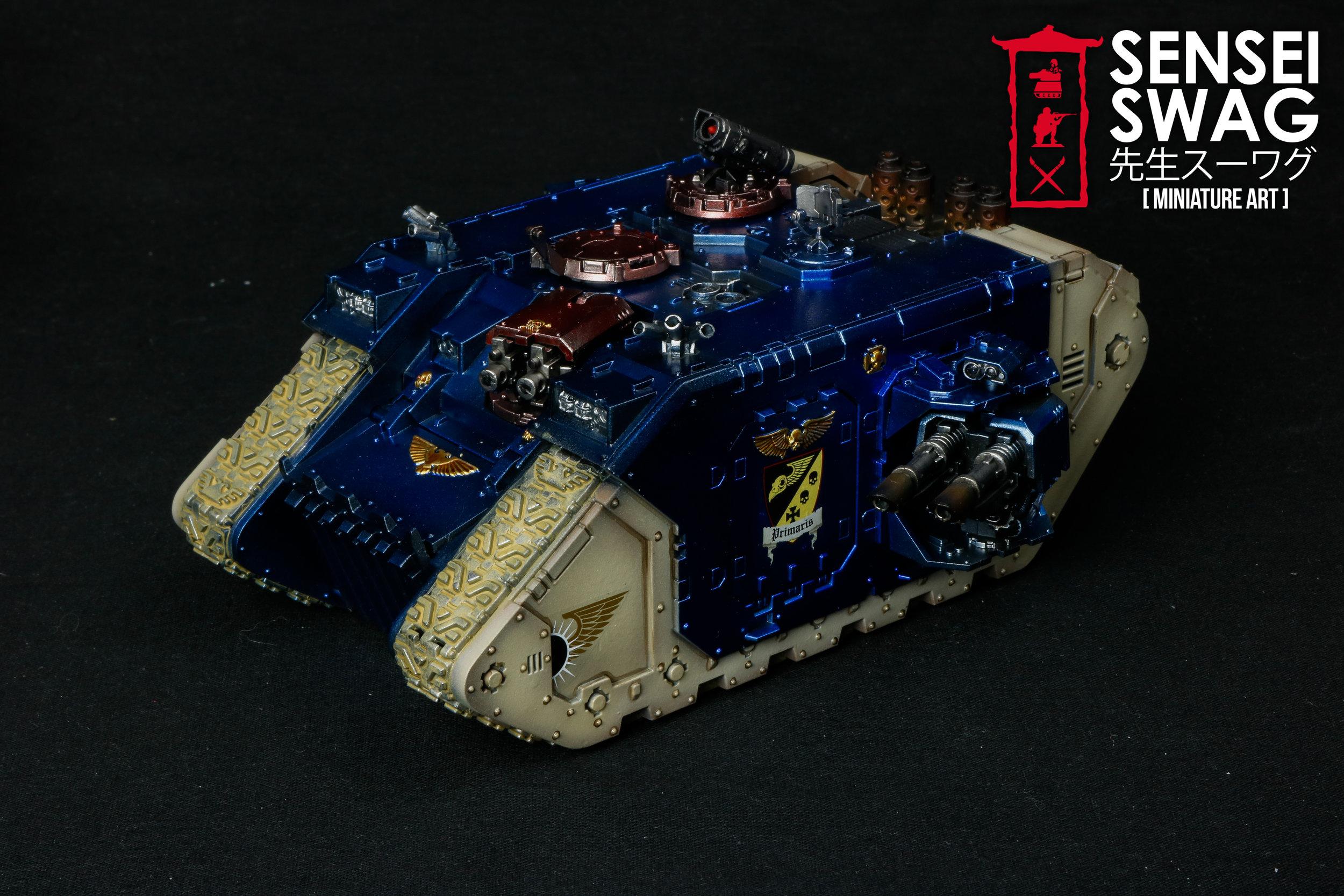 Fulminators Primaris Space Marines Redemptor Dreadnought Intercessors Repulsor Aggressors Terminators Hellblaster Captain-3.jpg