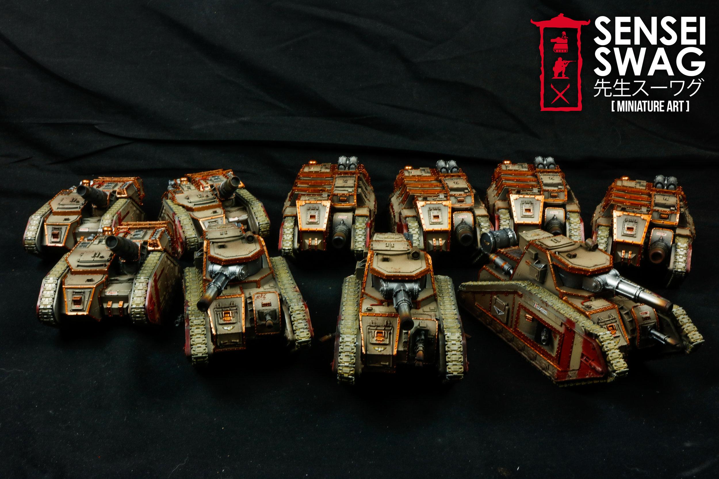 Vostroyan Heavy Tanks Armor Malcador Dracosan Medusa-1.jpg