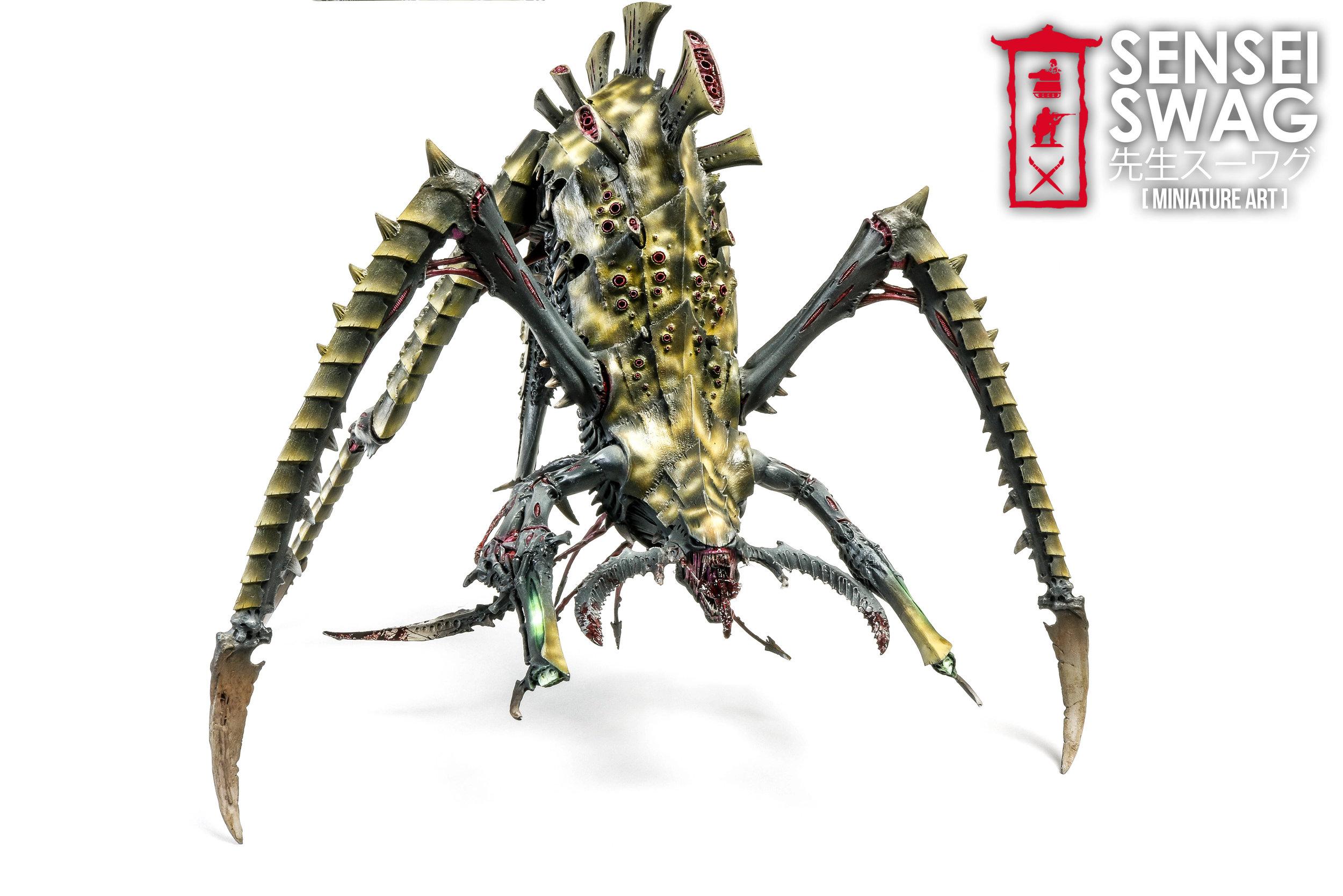 Tyranid Heirophant Hive Fleet Jormungandr-1.jpg