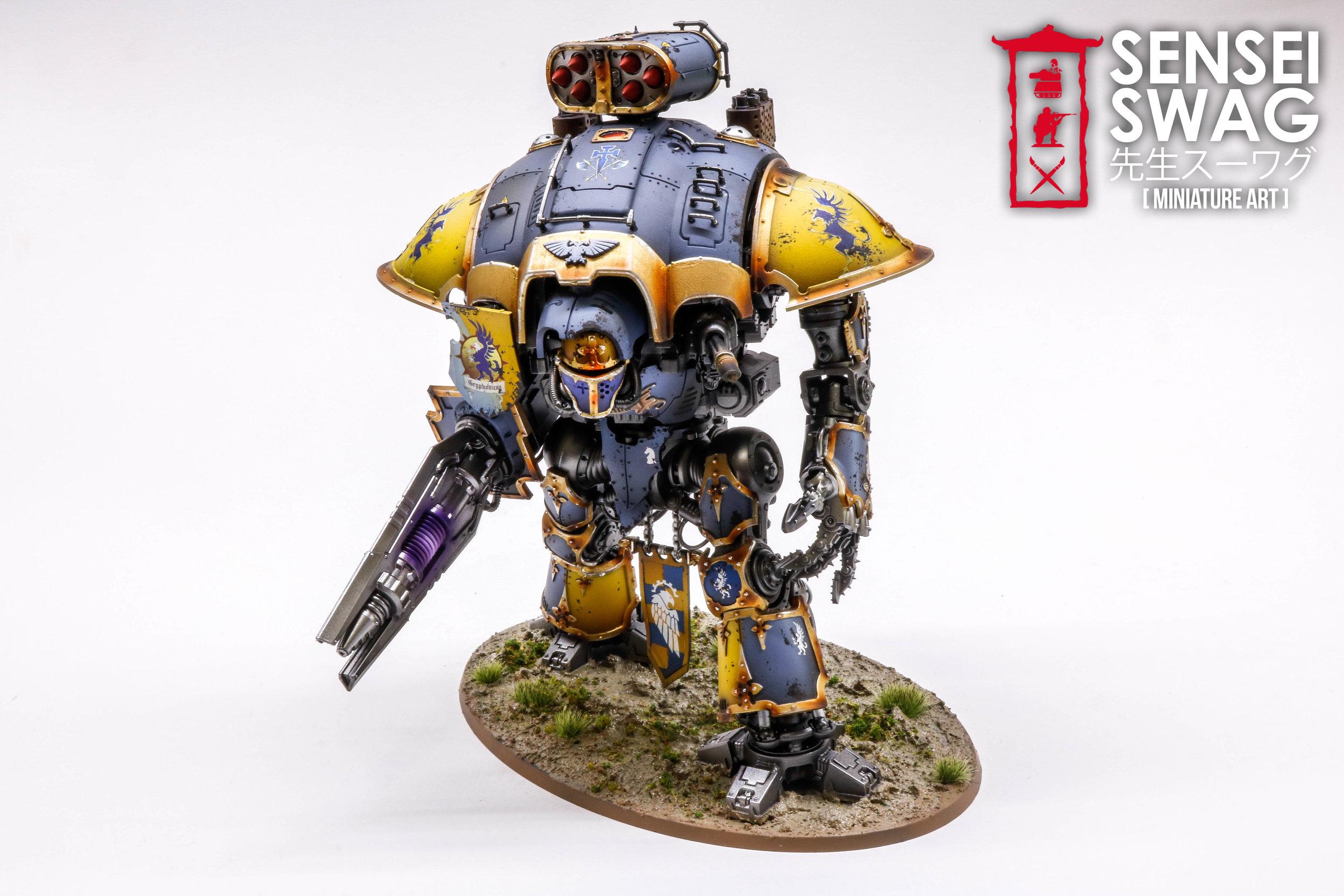 House Coldshroud Imperial Knight Valiant Legio Gryphonicus Armiger Warden Preceptor-3.jpg