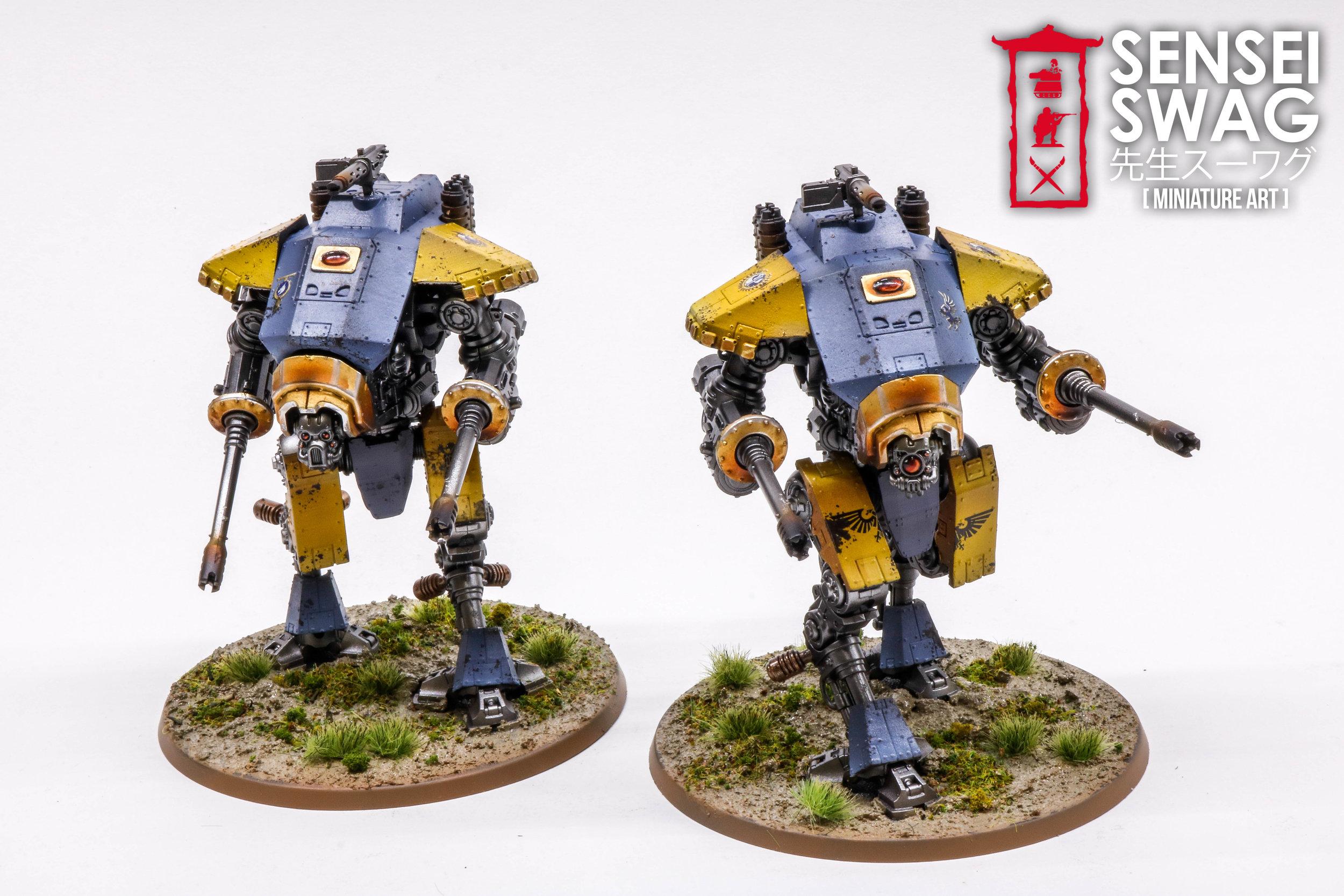 House Coldshroud Imperial Knight Valiant Legio Gryphonicus Armiger Warden Preceptor-7.jpg