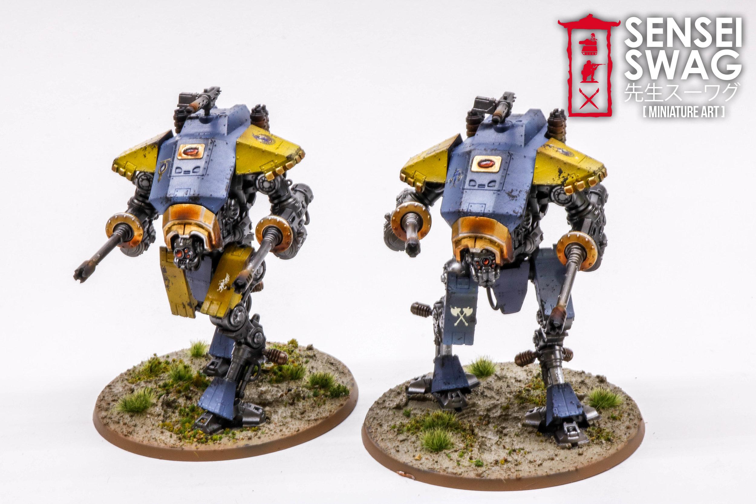 House Coldshroud Imperial Knight Valiant Legio Gryphonicus Armiger Warden Preceptor-8.jpg