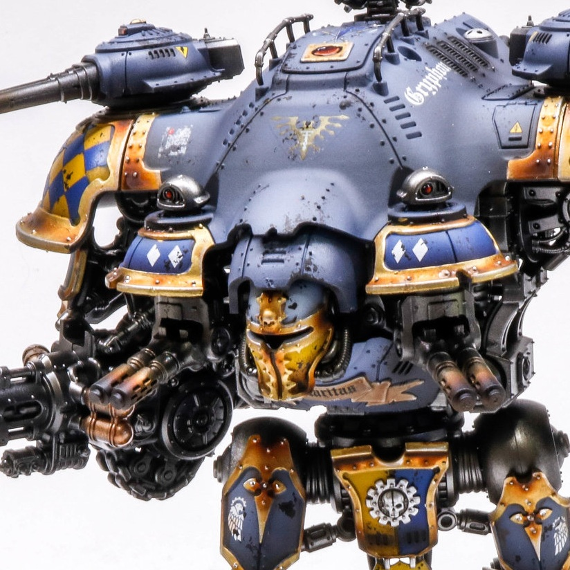 House Coldshroud Imperial Knights