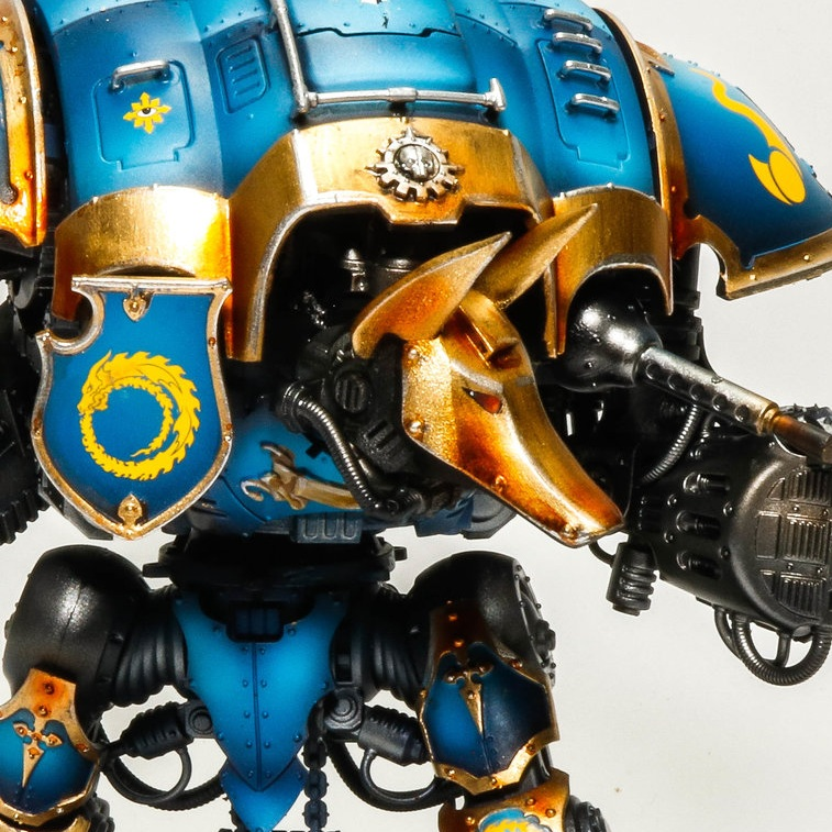 THOUSAND SONS KNIGHT