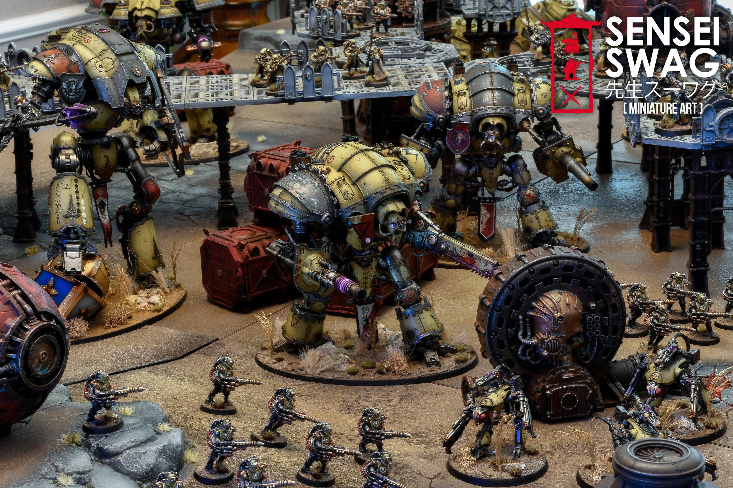 40k Sector Mechanicus Desert Game Board Table Terrain -2.jpg