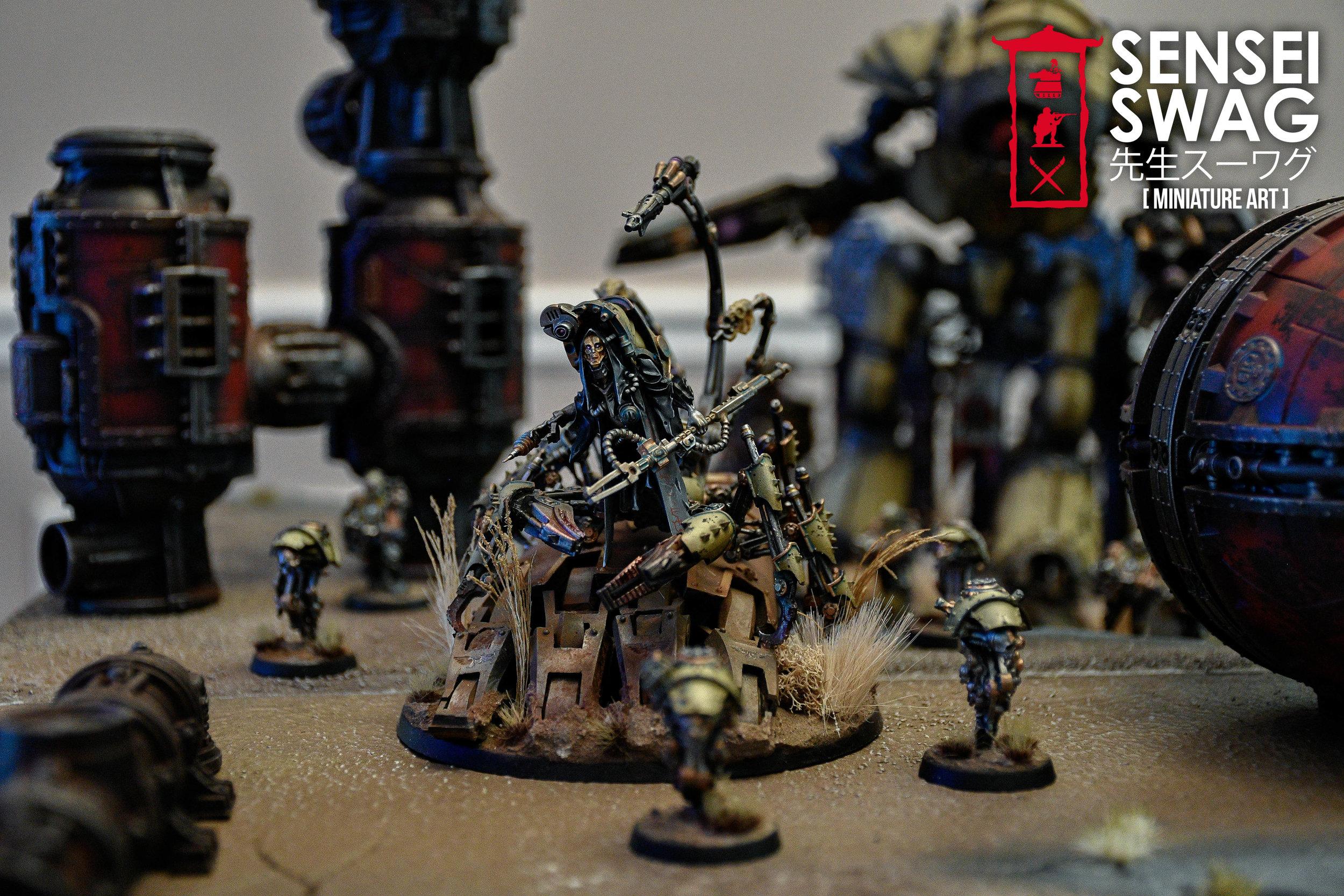 40k Sector Mechanicus Desert Game Board Table Terrain -3.jpg
