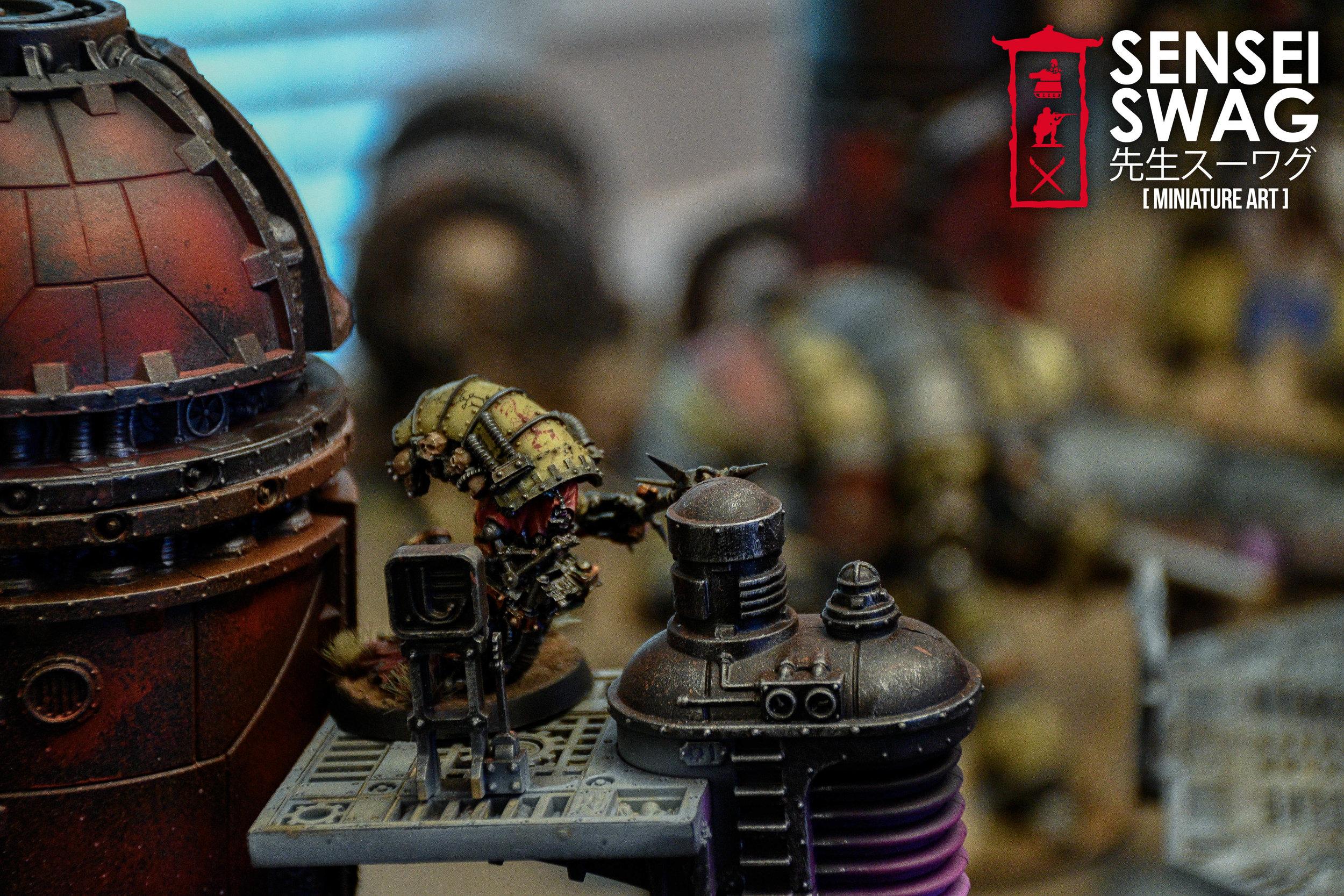 40k Sector Mechanicus Desert Game Board Table Terrain -7.jpg