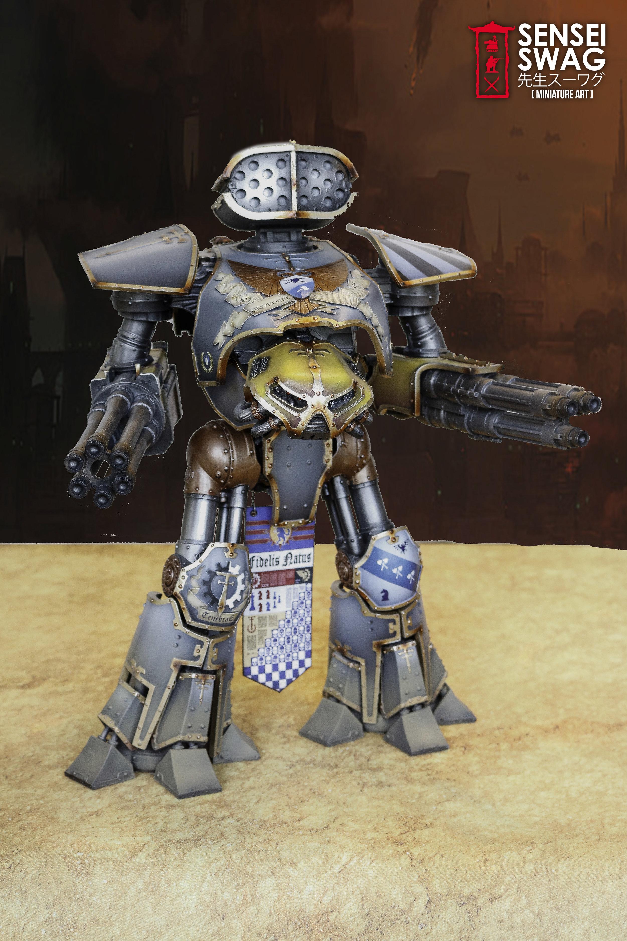 40k Titan Maniple Legio Gryphonicus Warlord Adeptus Titanicus Final-2.jpg
