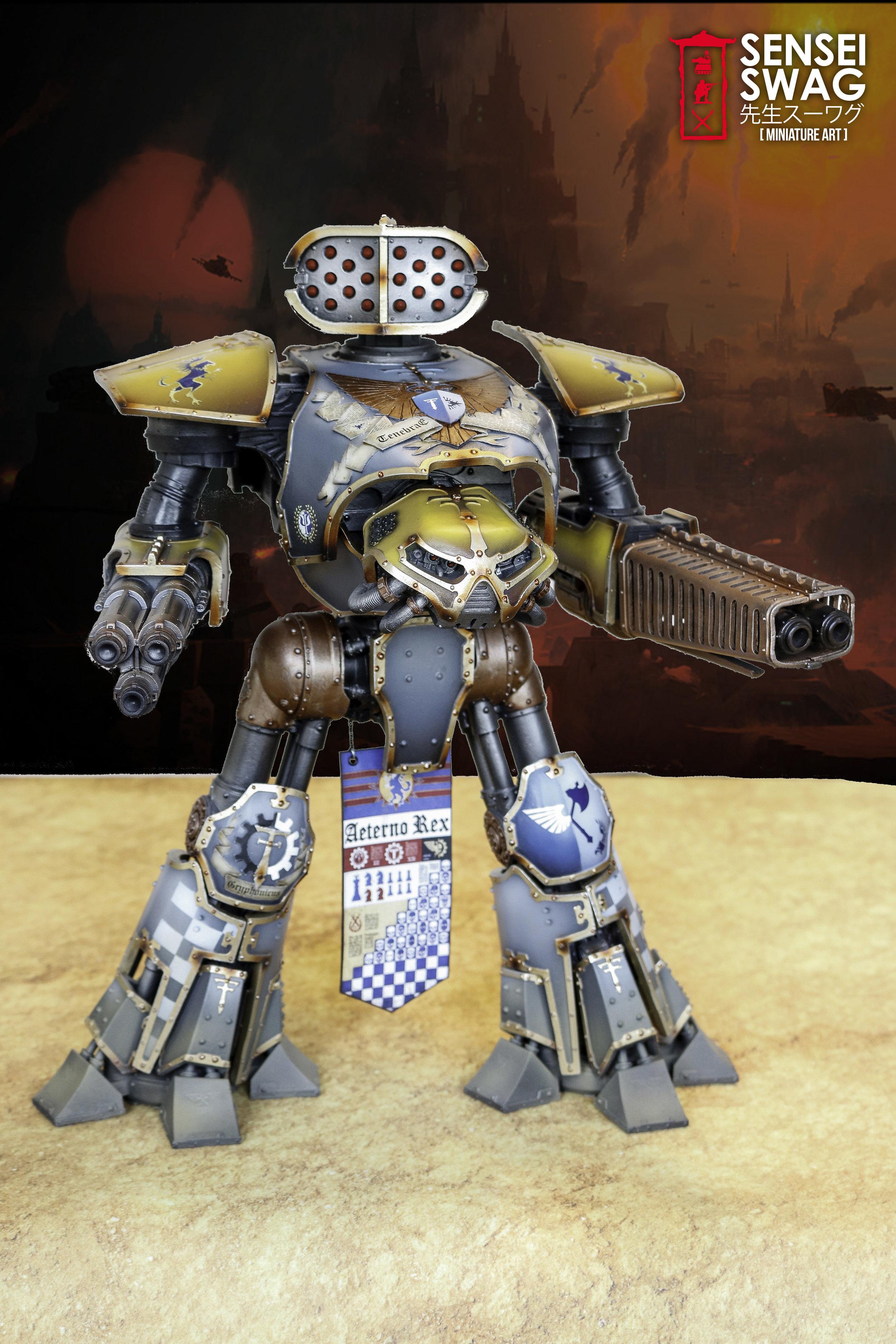 40k Titan Maniple Legio Gryphonicus Warlord Adeptus Titanicus Final-3.jpg