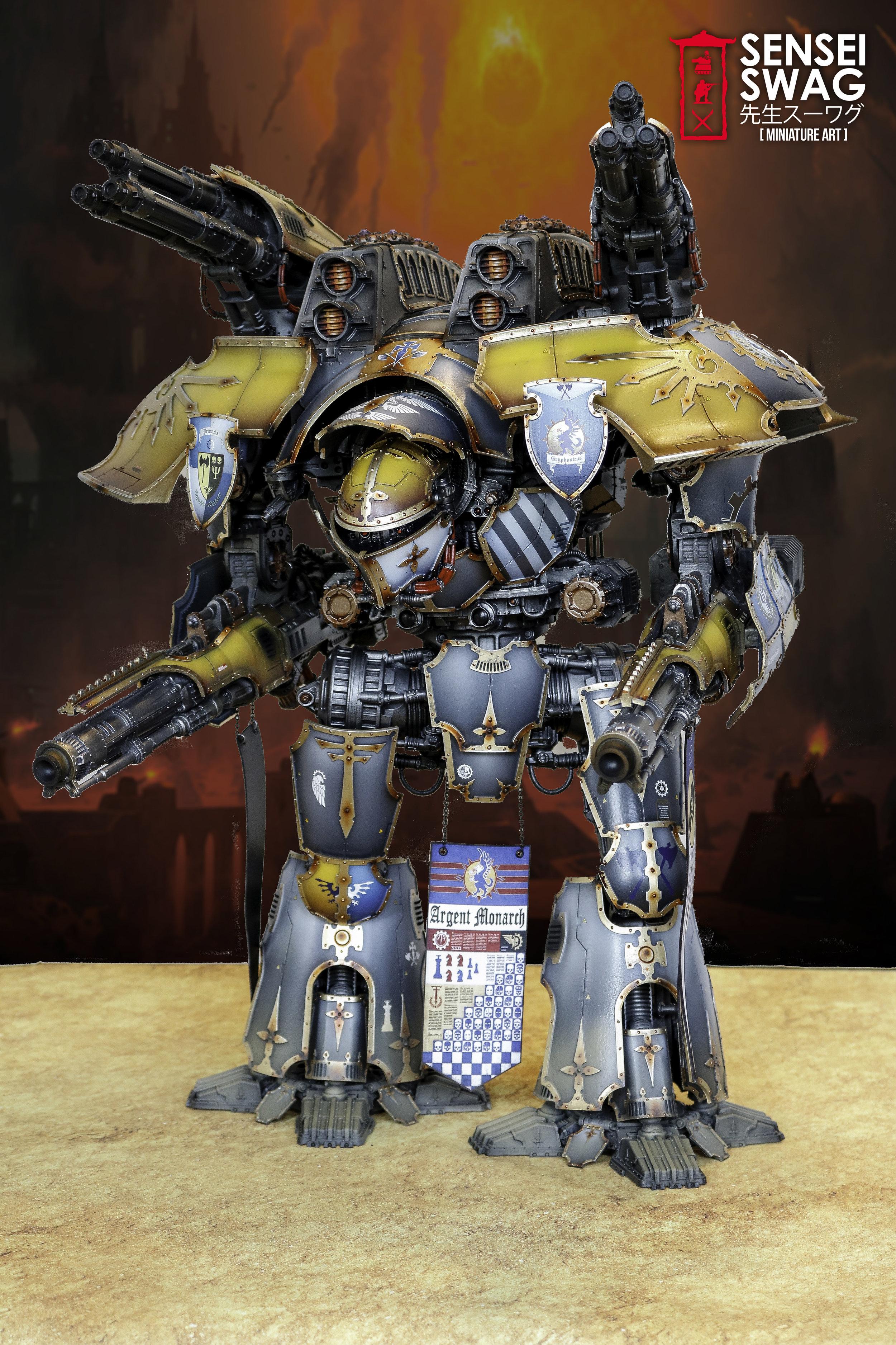 40k Titan Maniple Legio Gryphonicus Warlord Adeptus Titanicus Final-5.jpg