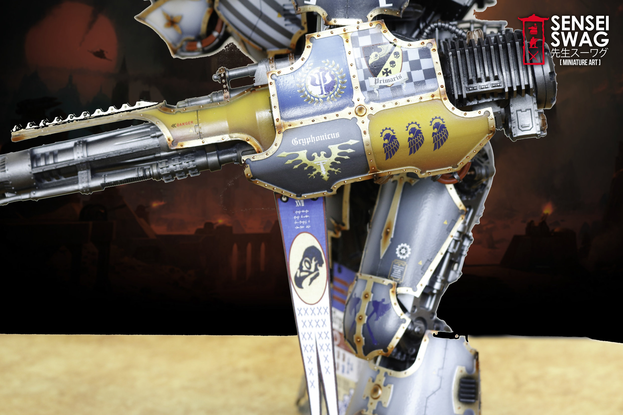 40k Titan Maniple Legio Gryphonicus Warlord Adeptus Titanicus Final-8.jpg