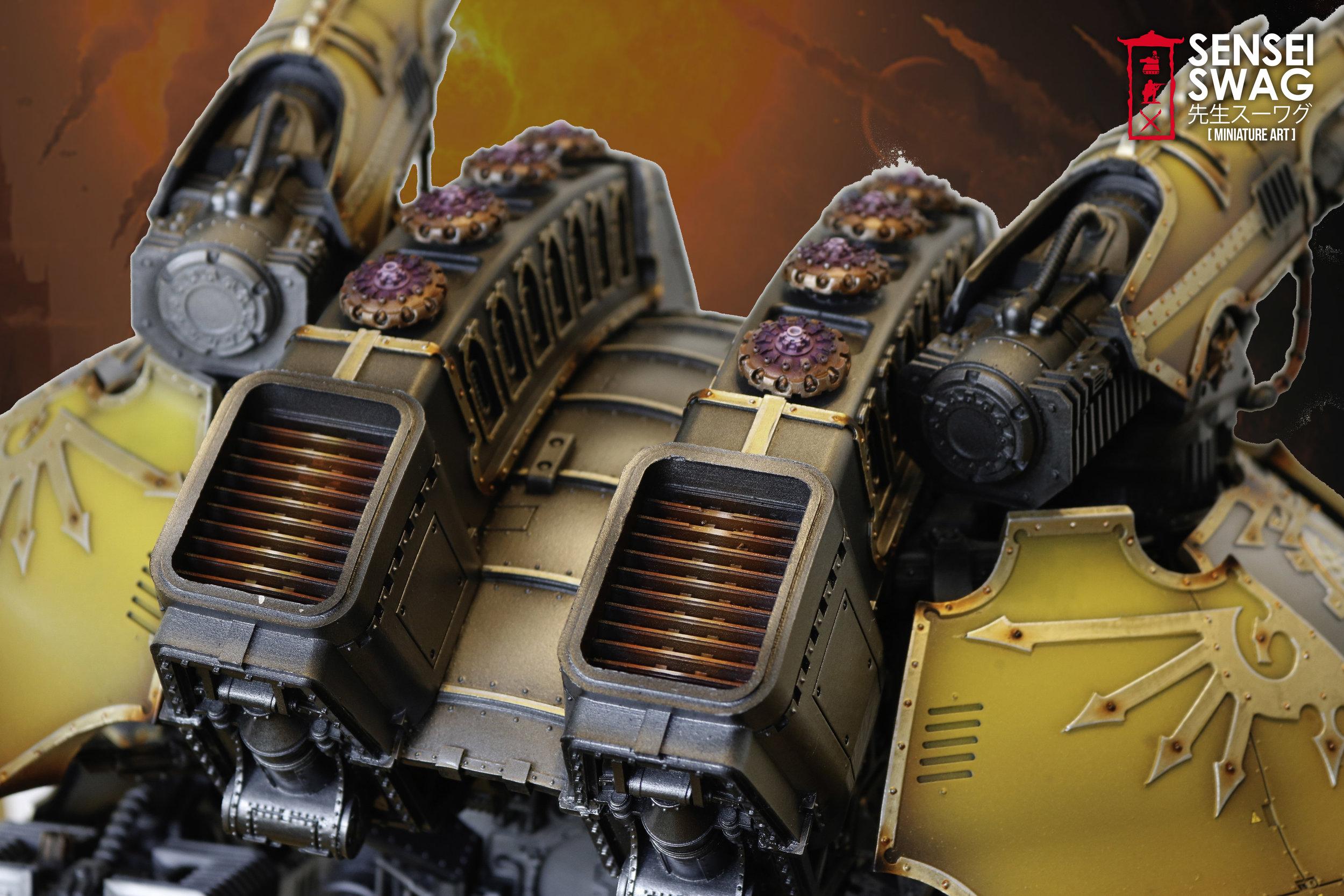 40k Titan Maniple Legio Gryphonicus Warlord Adeptus Titanicus Final-9.jpg