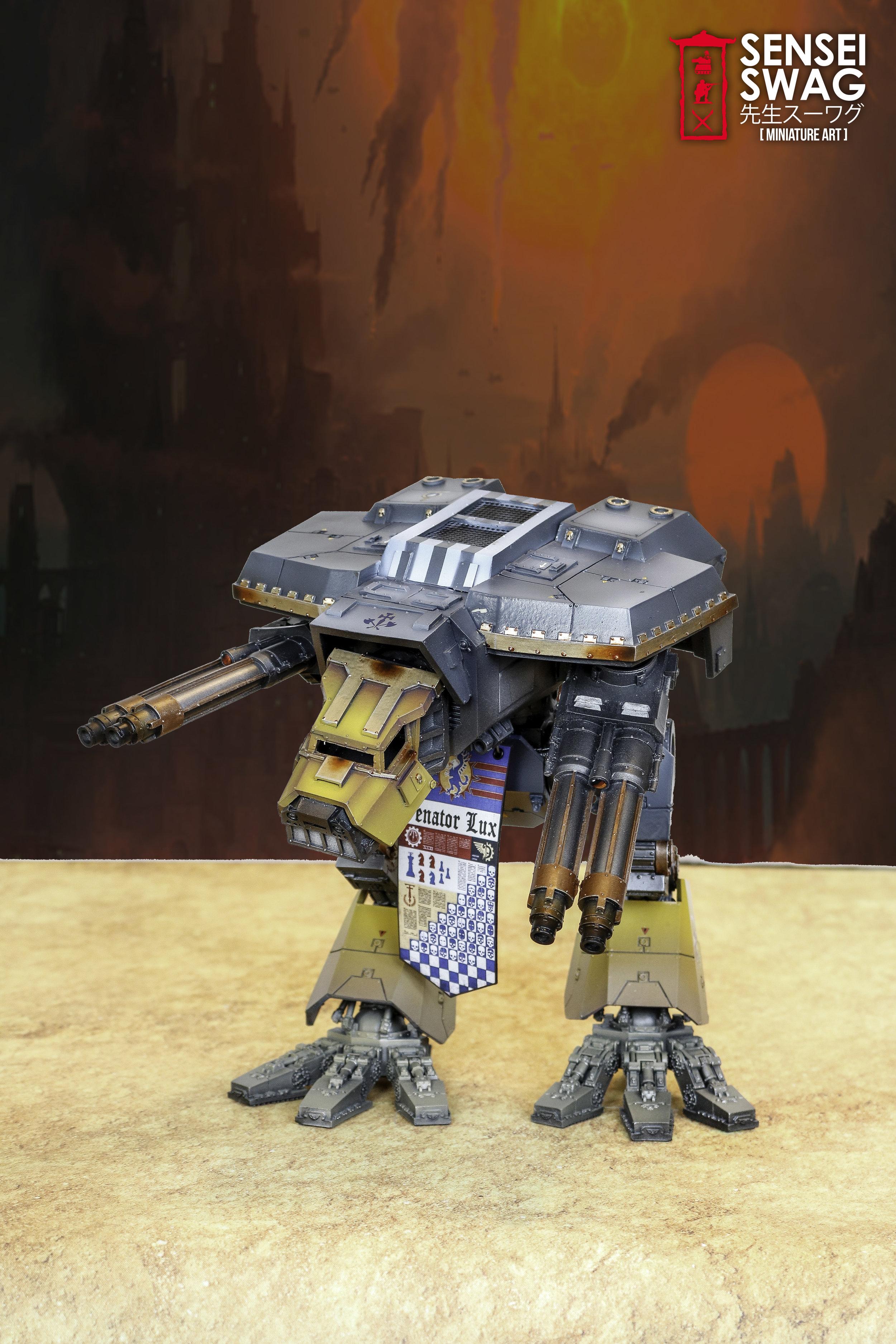 40k Titan Maniple Legio Gryphonicus Warlord Adeptus Titanicus Final-10.jpg