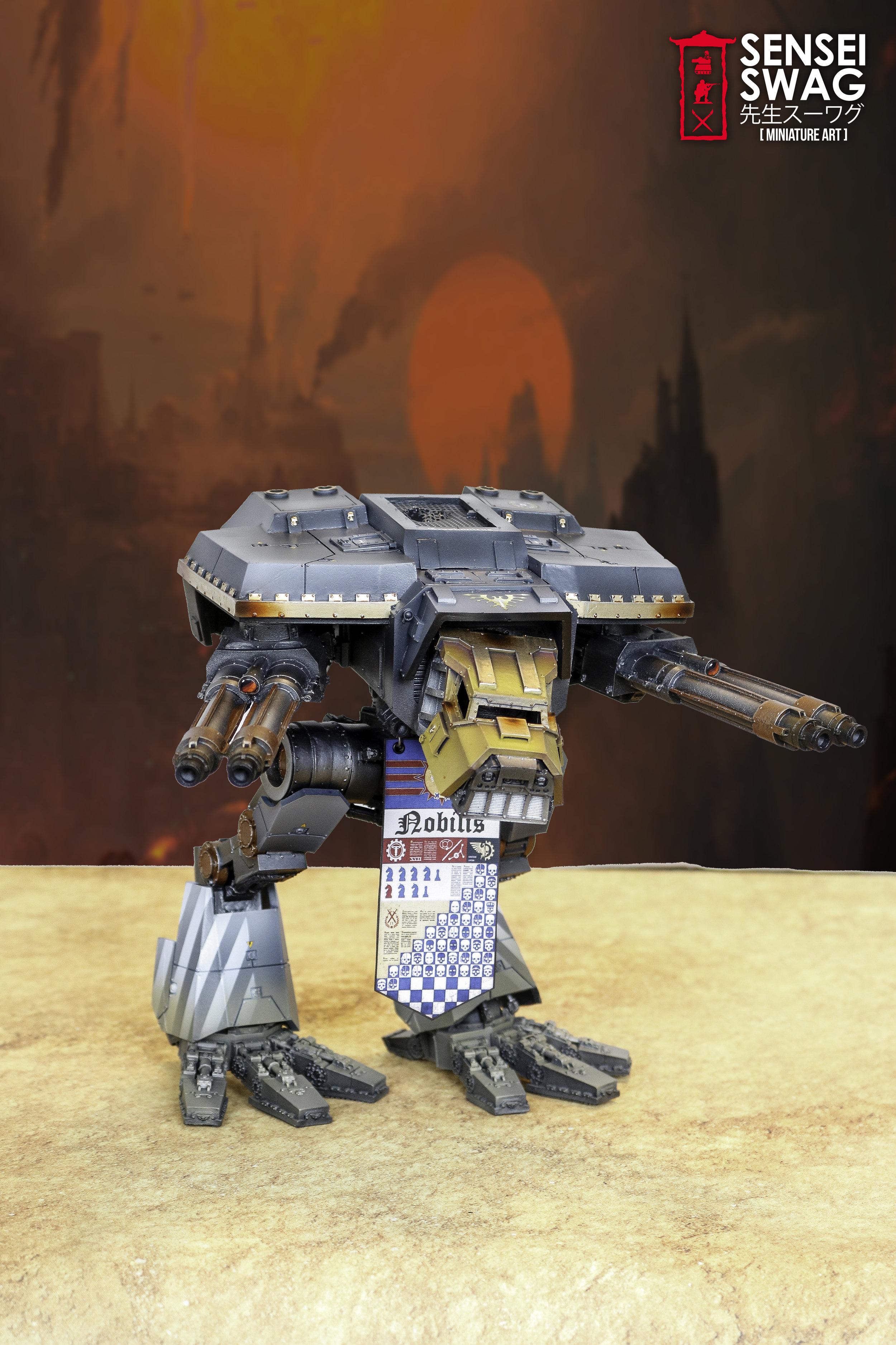 40k Titan Maniple Legio Gryphonicus Warlord Adeptus Titanicus Final-11.jpg