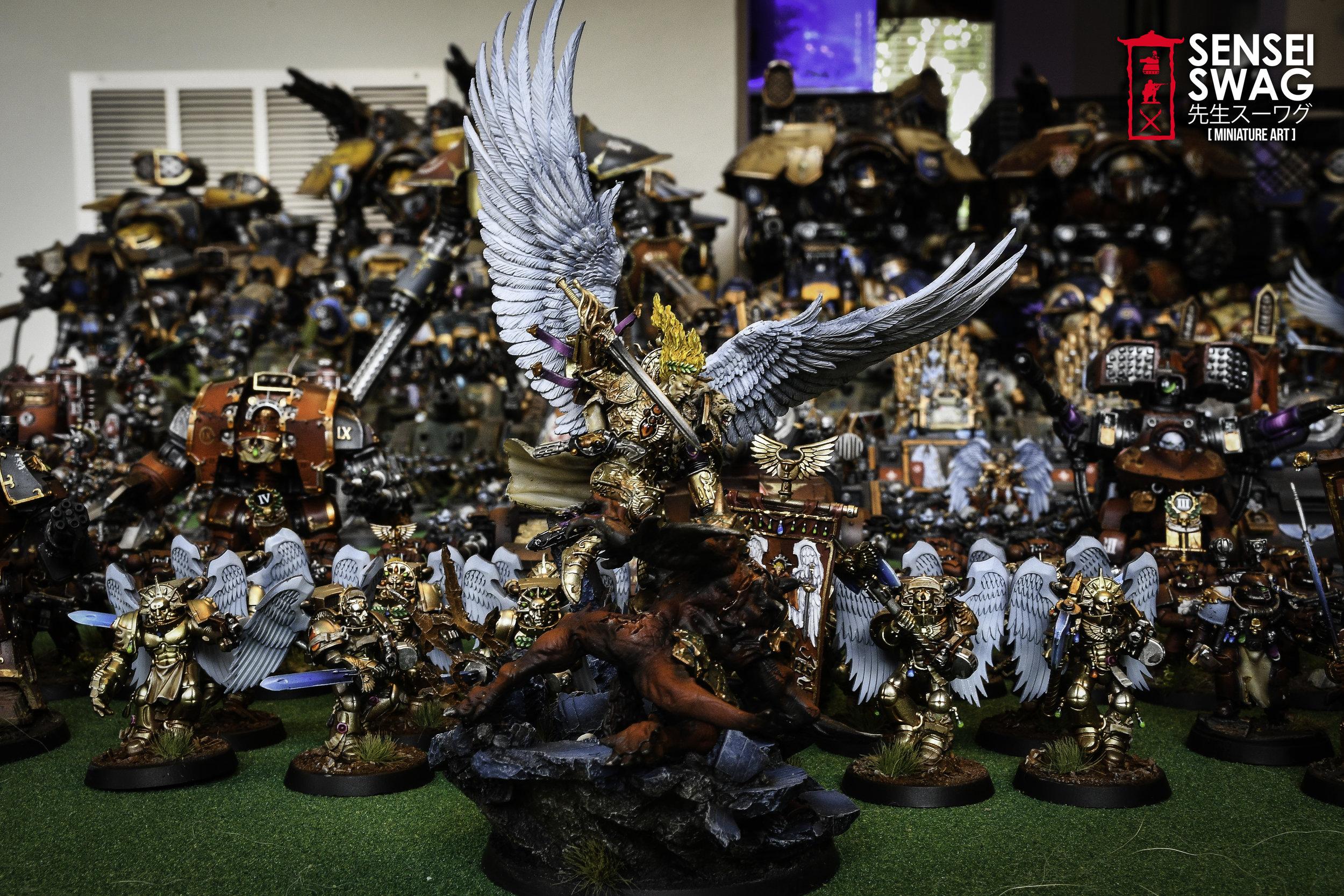 Biggest 40k Apocalypse Army Warlord Titan Maniple-2.jpg