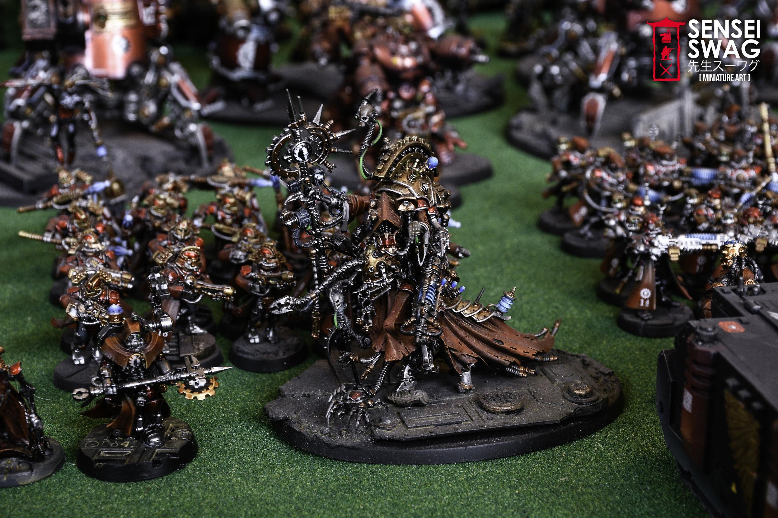 Biggest 40k Apocalypse Army Warlord Titan Maniple-7.jpg