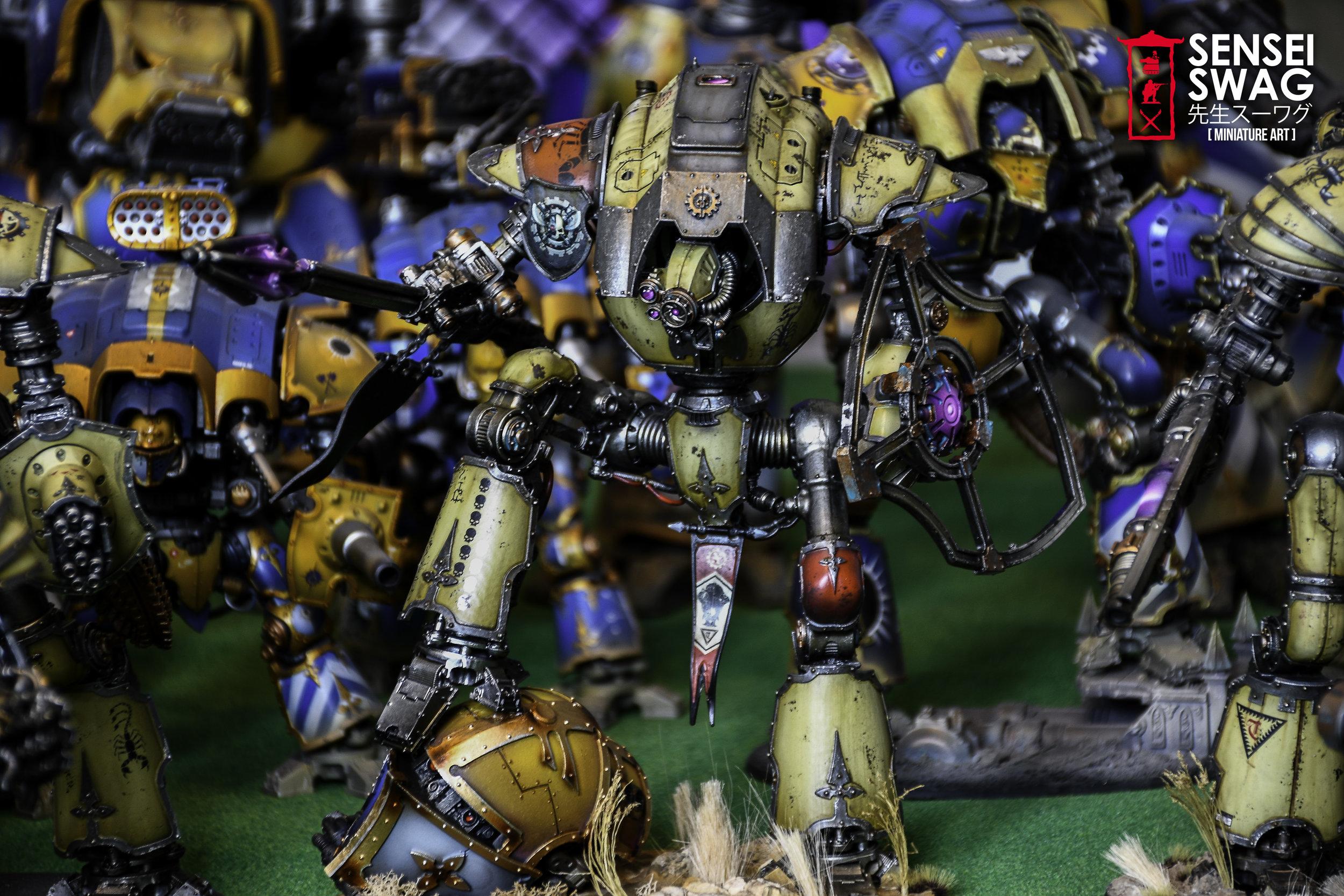 Biggest 40k Apocalypse Army Warlord Titan Maniple-11.jpg