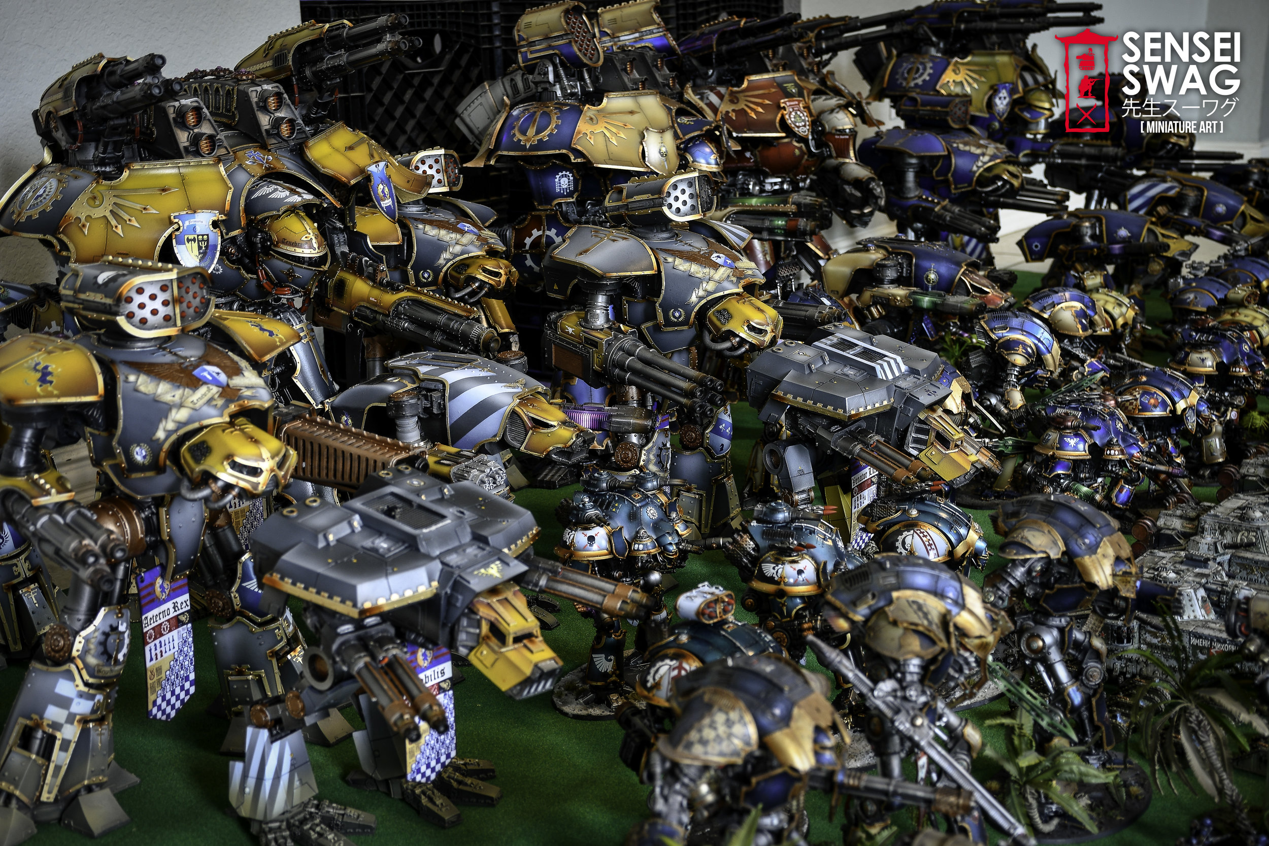 Biggest 40k Apocalypse Army Warlord Titan Maniple-12.jpg