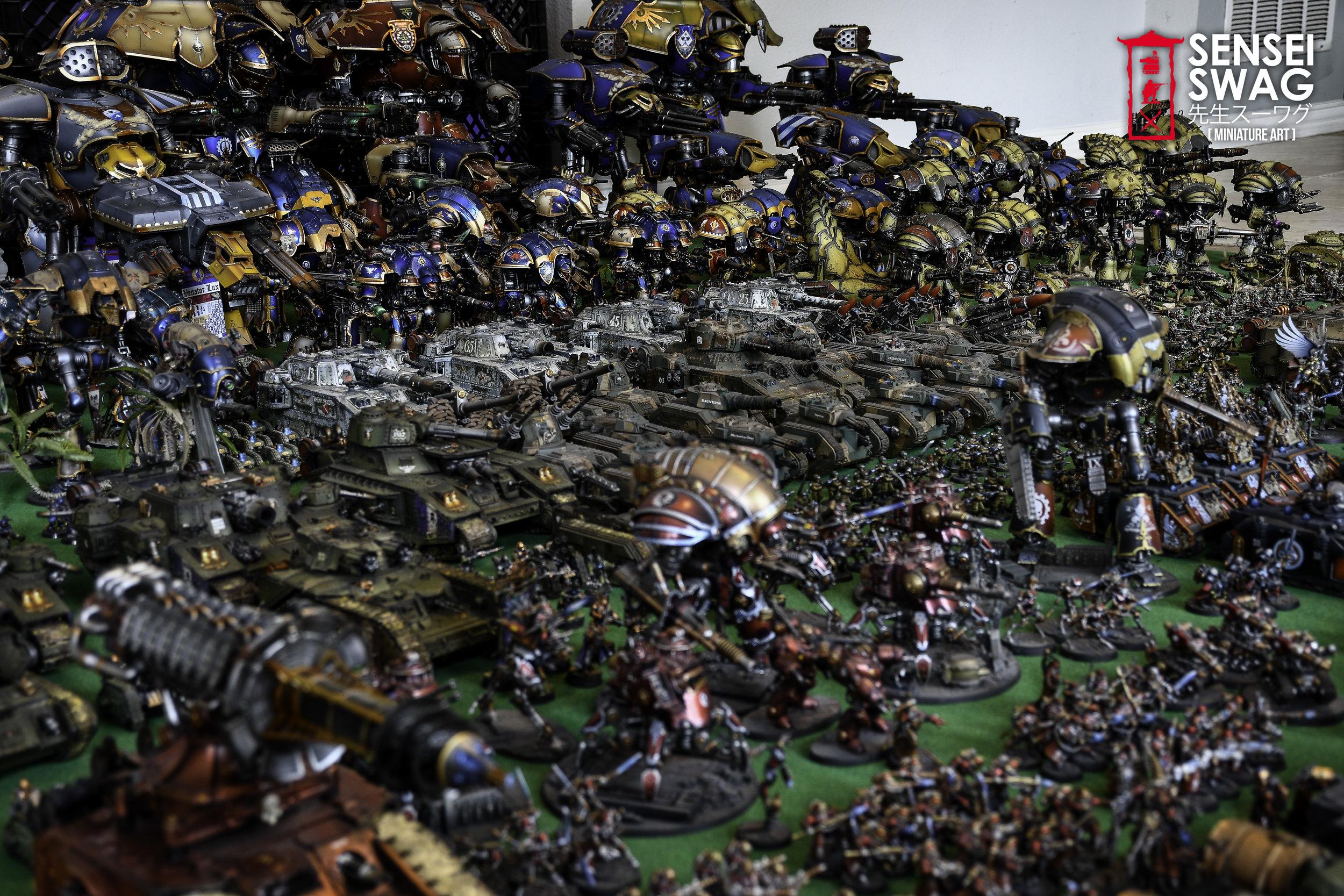 Biggest 40k Apocalypse Army Warlord Titan Maniple-13.jpg