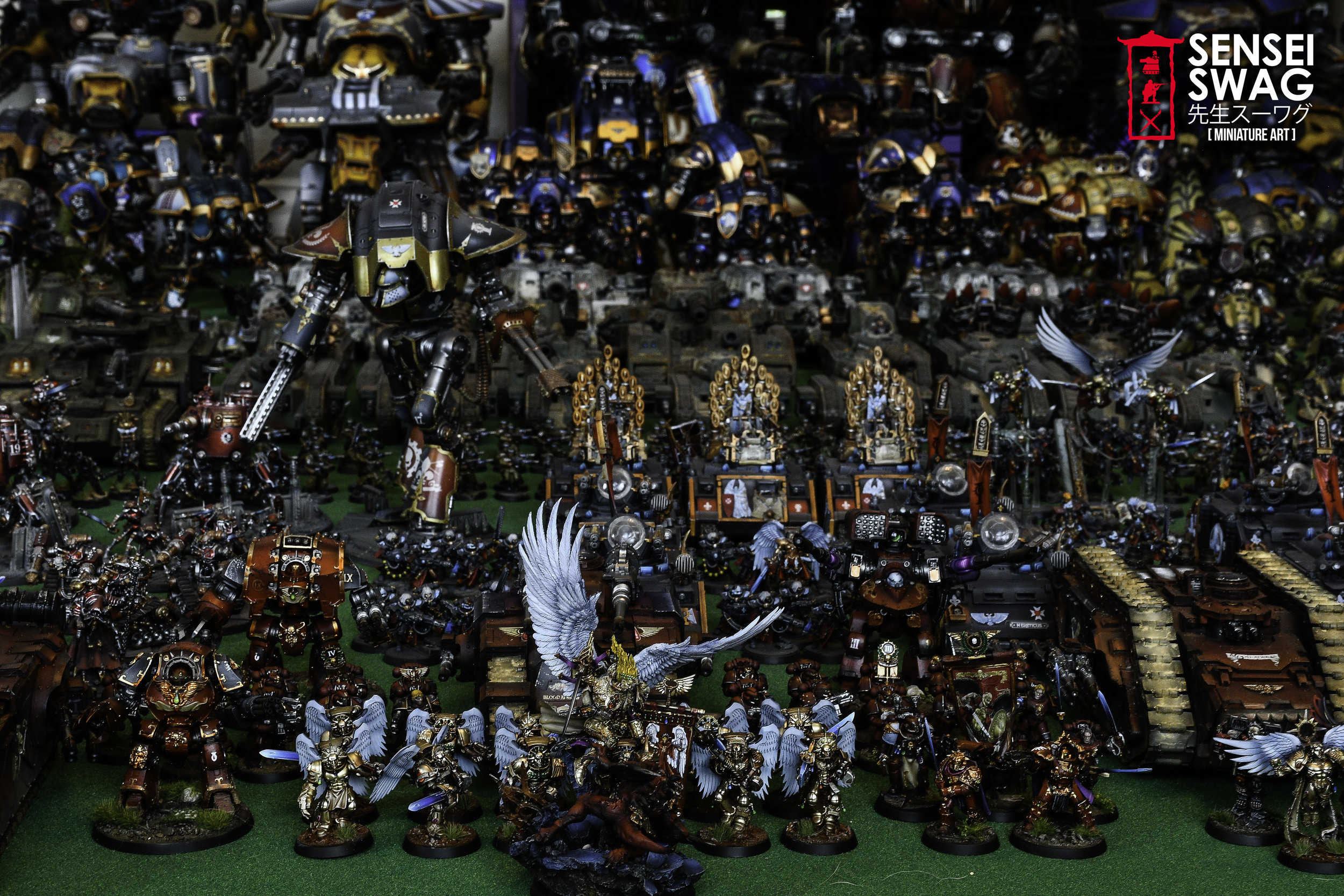 Biggest 40k Apocalypse Army Warlord Titan Maniple-15.jpg