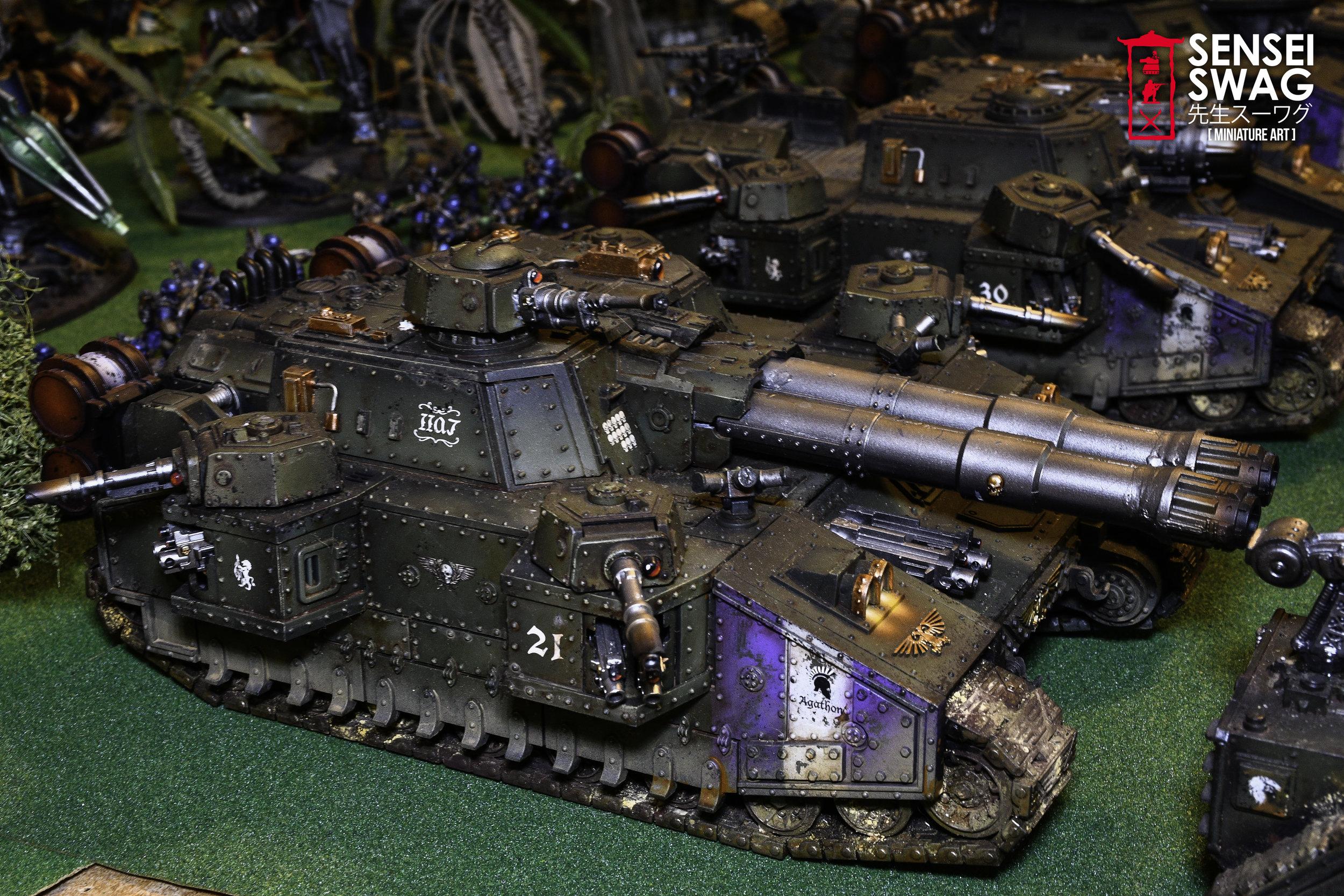 Biggest 40k Apocalypse Army Warlord Titan Maniple-20.jpg