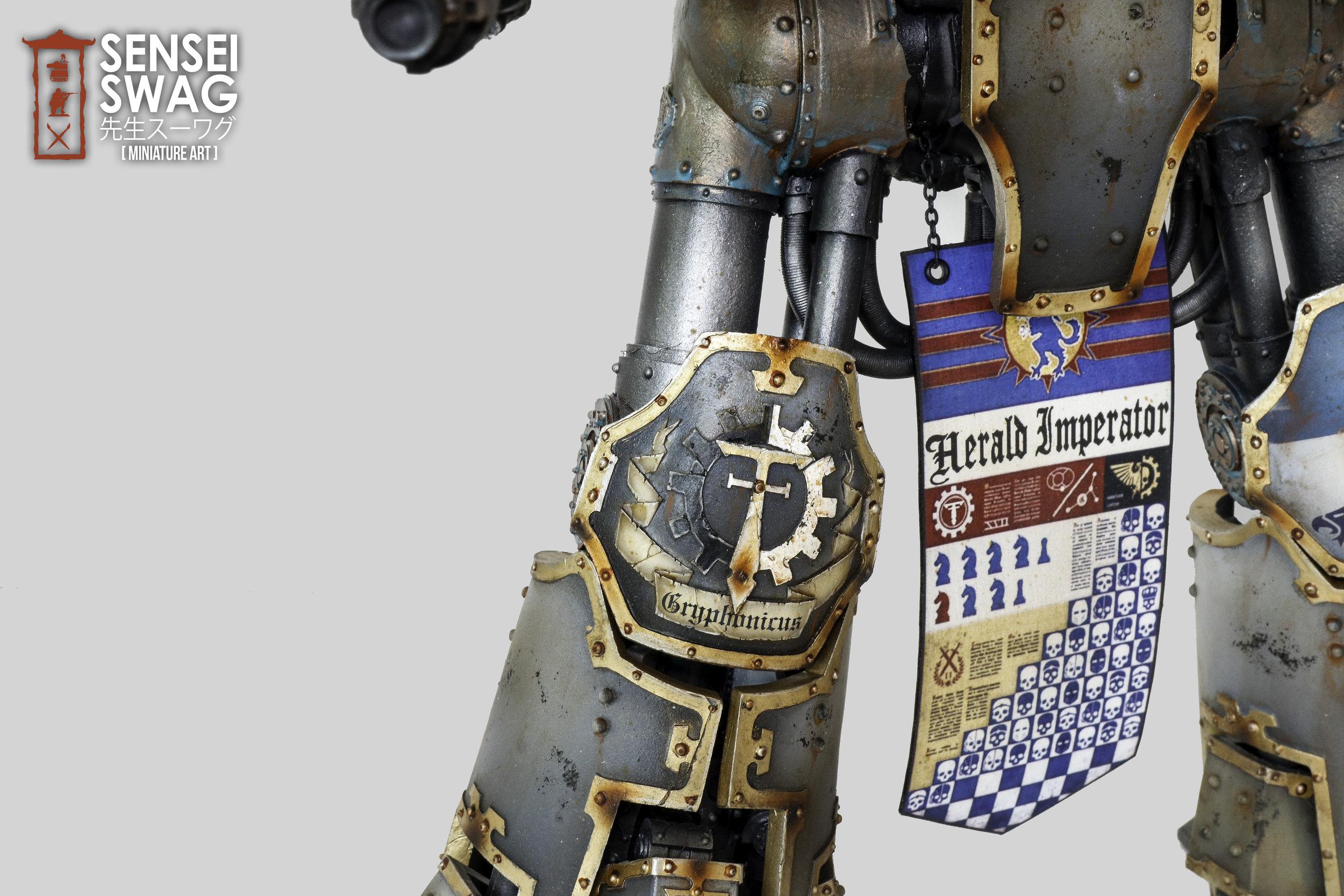 Watermark Legio Gryphonicus Titans Weathered Reaver Warhound-4.jpg
