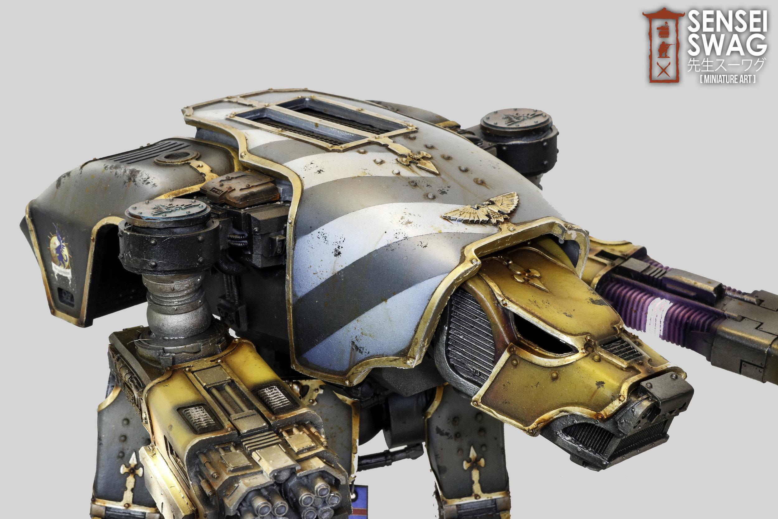 Watermark Legio Gryphonicus Titans Weathered Reaver Warhound-6.jpg