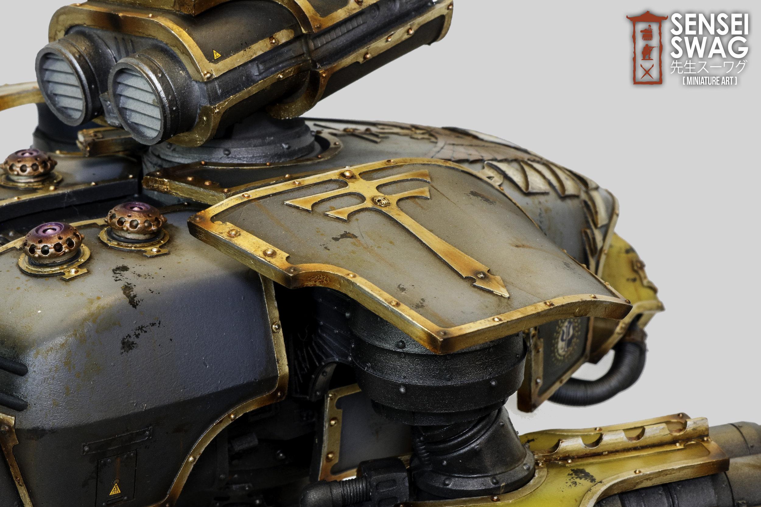 Watermark Legio Gryphonicus Titans Weathered Reaver Warhound-5.jpg