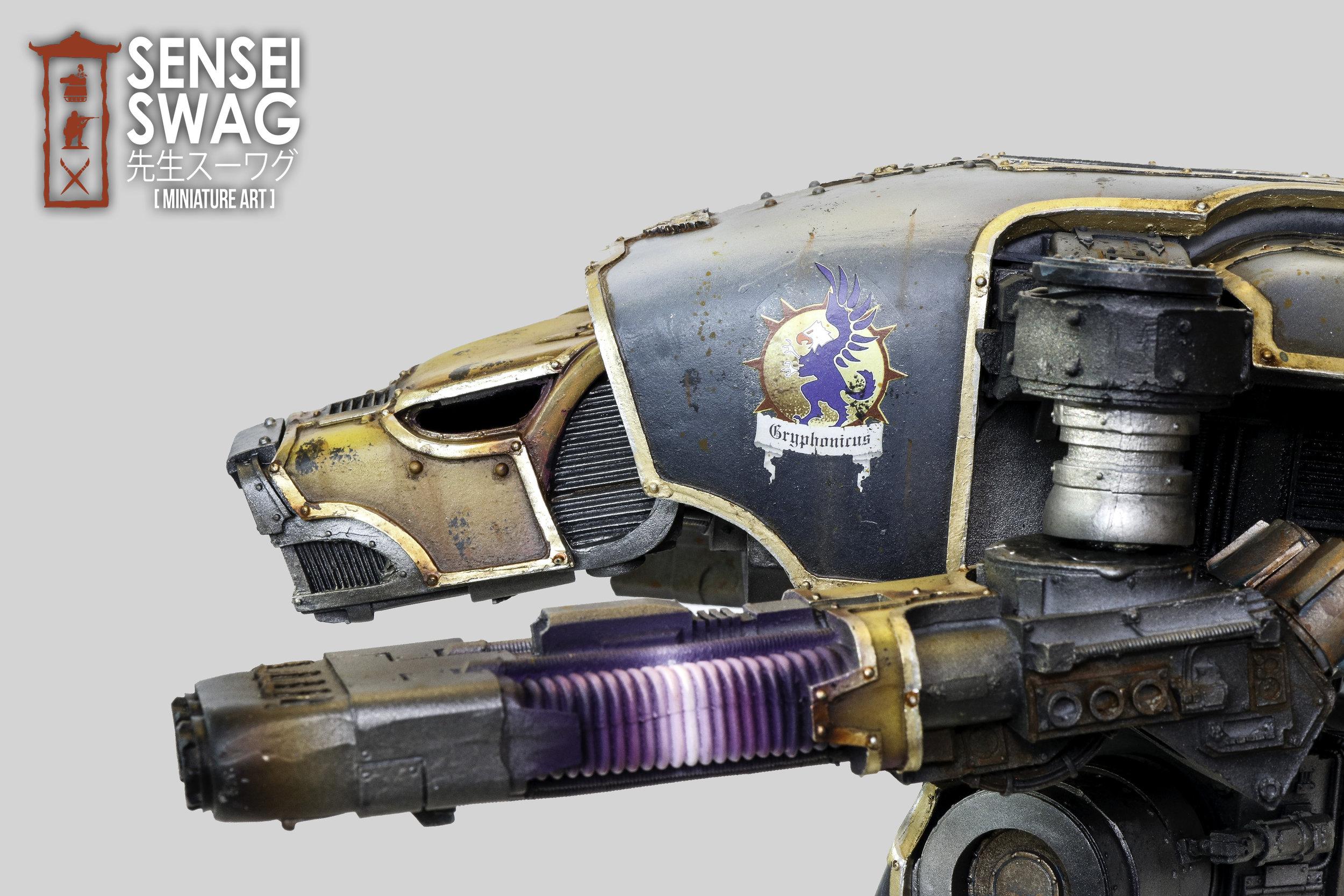 Watermark Legio Gryphonicus Titans Weathered Reaver Warhound-8.jpg