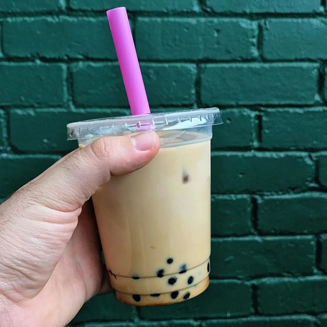 ~ BRAND NEW ~ now serving bubble cup iced coffee! . . . . . . #melbourne#melbs#blacktapioca#bubblecup#pearls#tapioca#pop#icedcoffee#icedlatte#instagood#instadaily#follow#love#melbournestyle#cafe#coffee#melbournecafe#melbournecoffee#urbanlisted#takeaway#trend