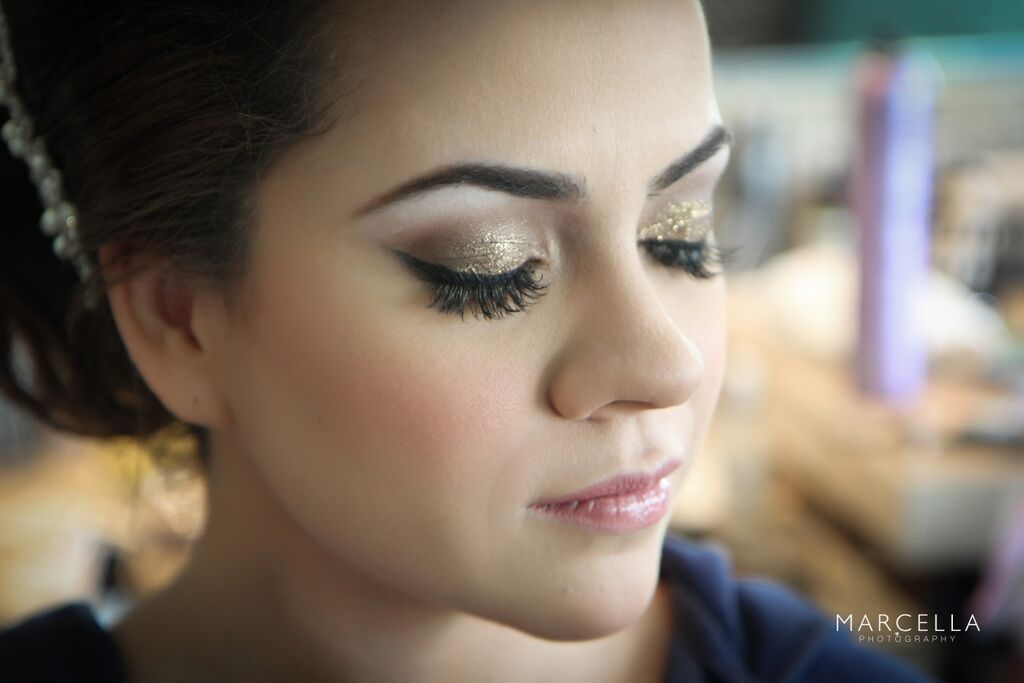 Katherine Graciano Wedding Hair & Makeup