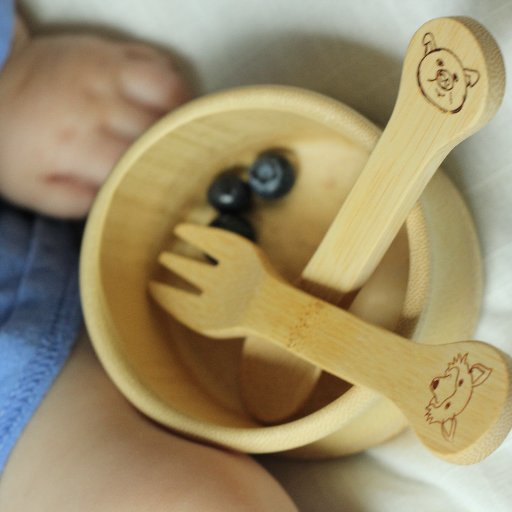 Bambu Kids - Organic Feeding Supplies