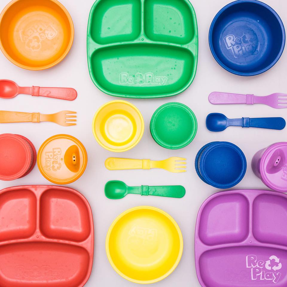 Re-play - We have been selling recycled feeding supplies for over 5 years!