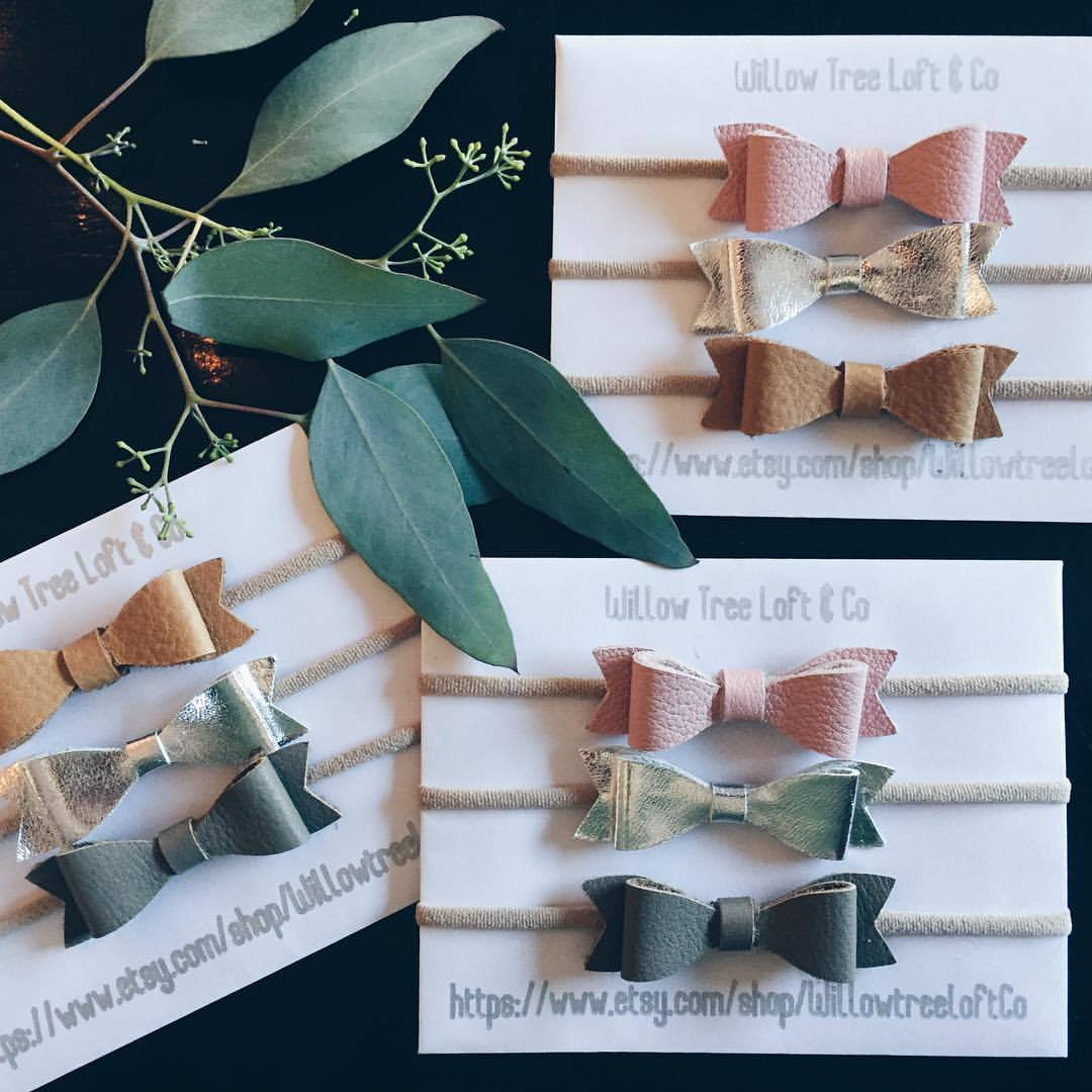 Willow Tree Loft & Co - Handmade Headbands