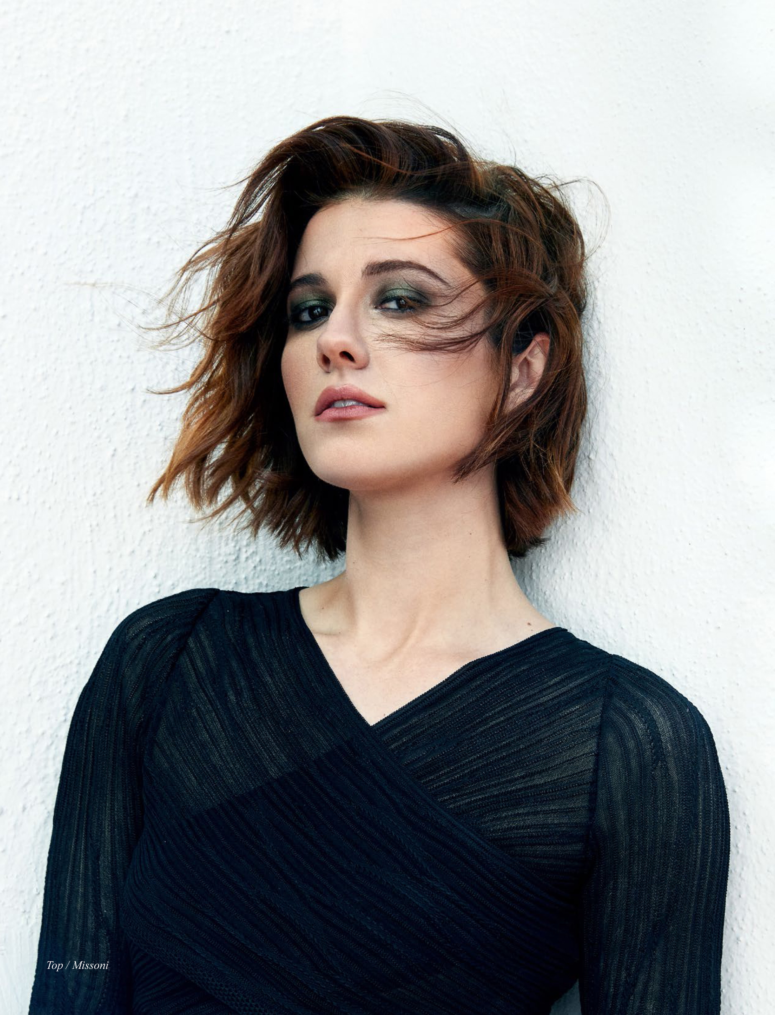 Hair for Mary Elizabeth Winstead // Schon Magazine