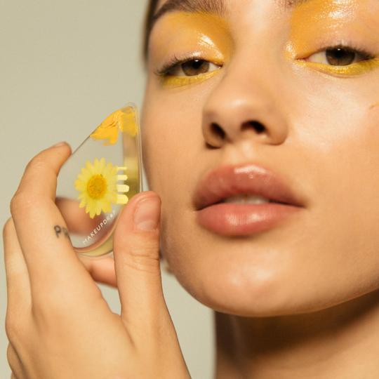 Makeup + hair for MakeupDrop campaign